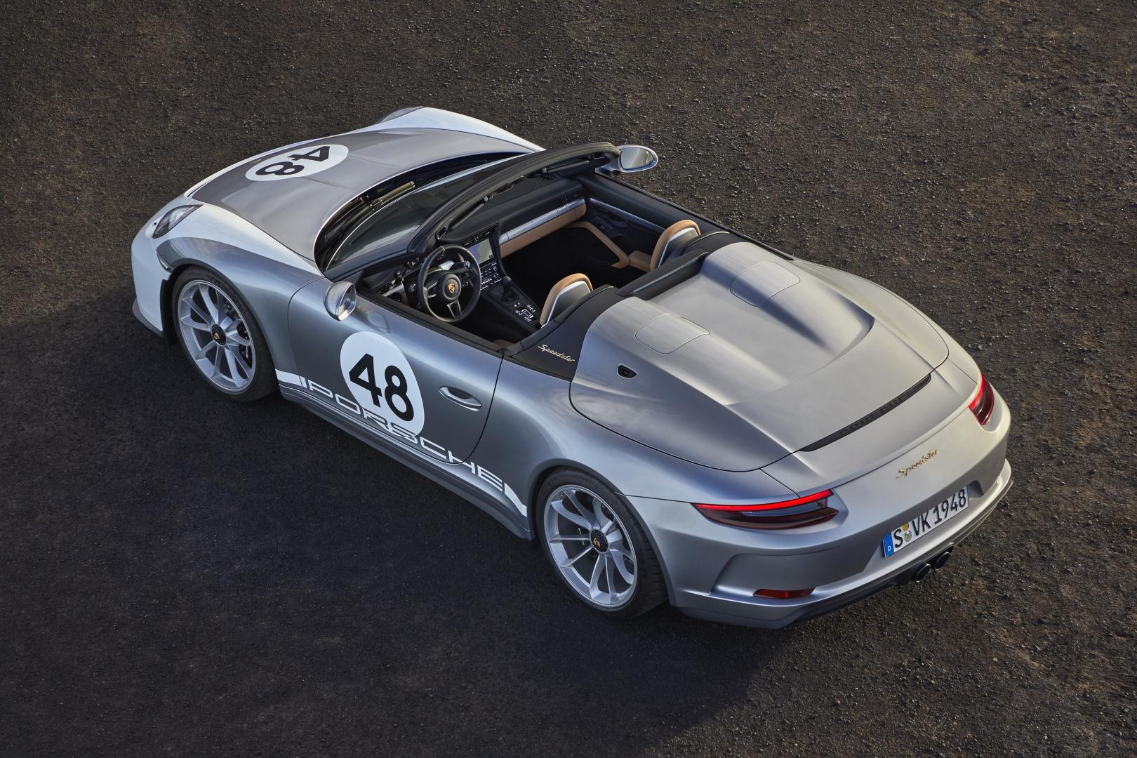 Porsche 911 Speedster: prijs