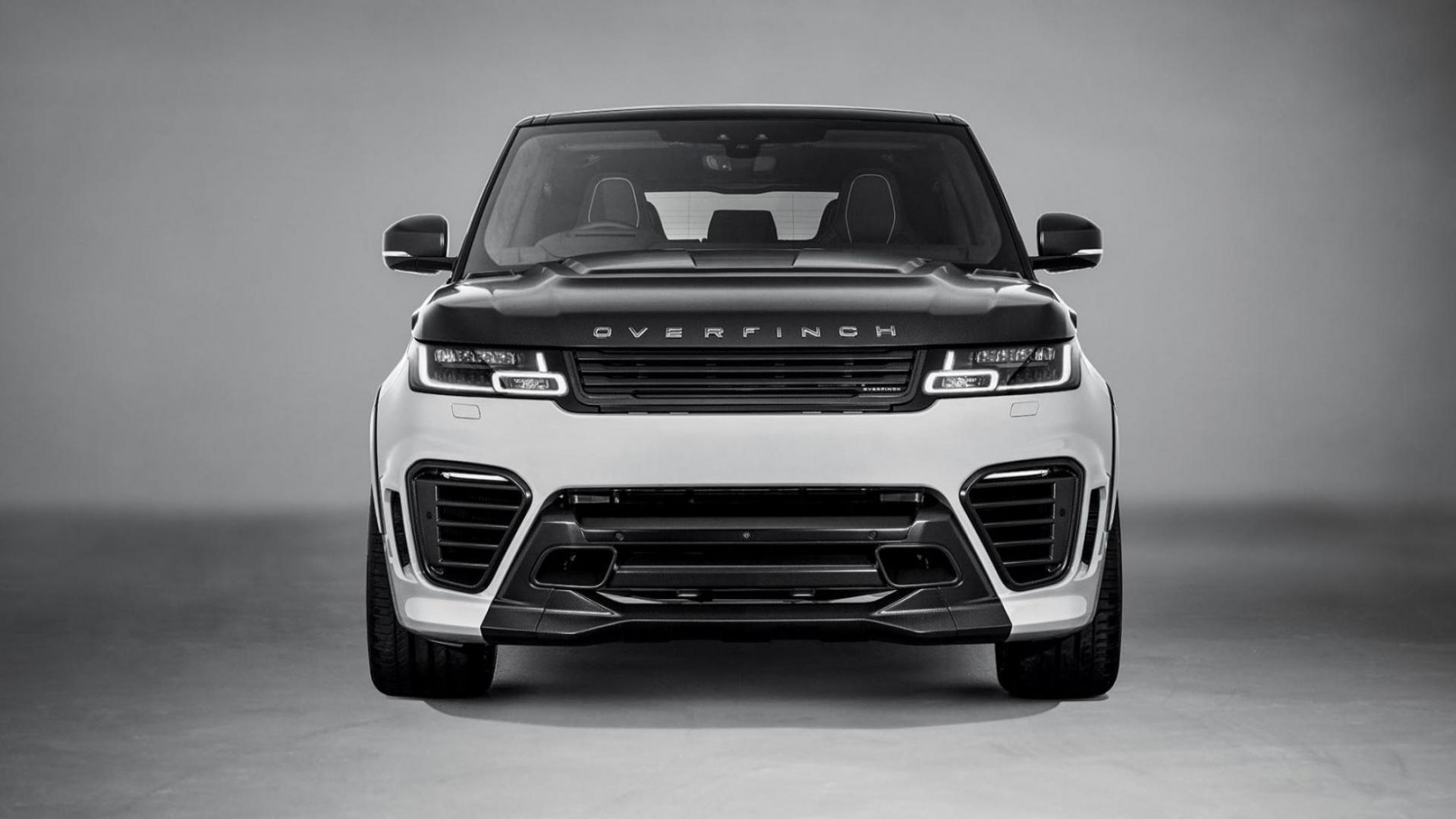 Overfinch Range Rover Sport SVR Supersport