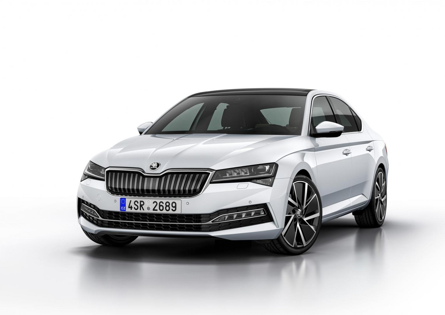 Skoda Superb IV
