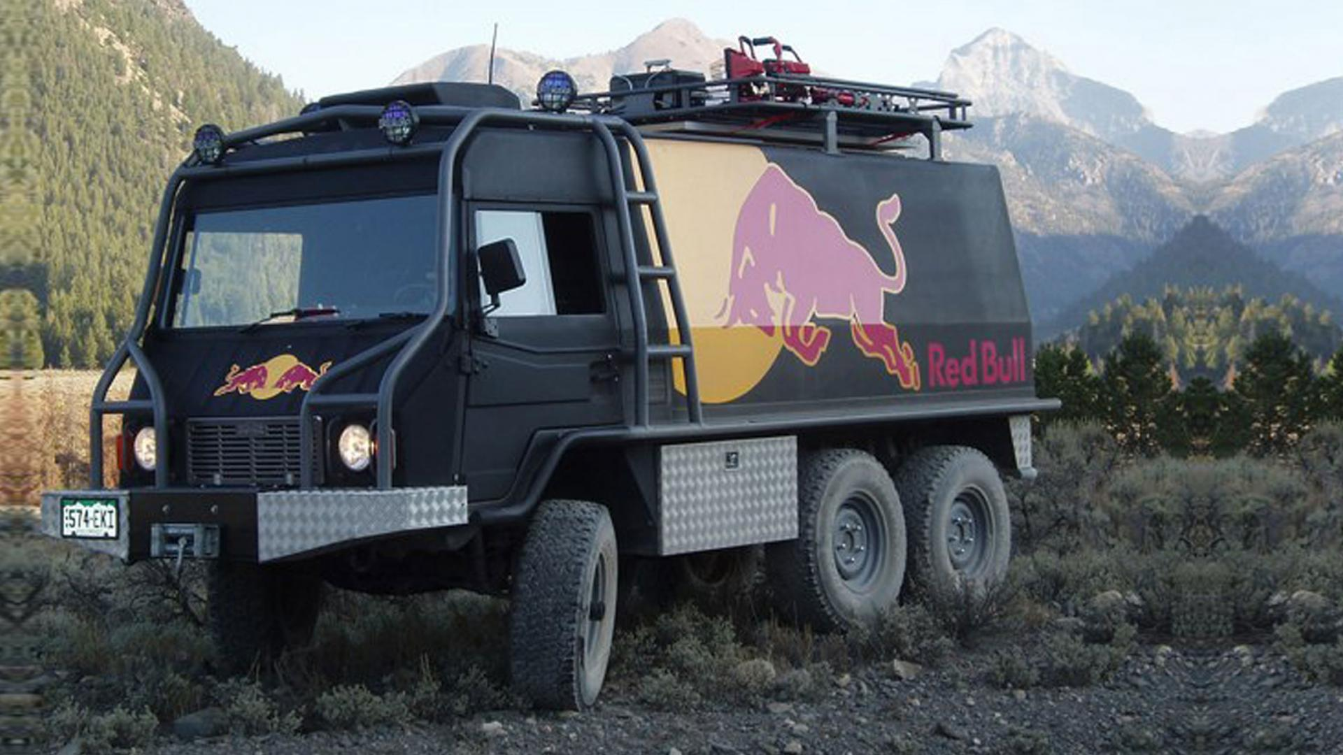 Red Bull Steyr Puch