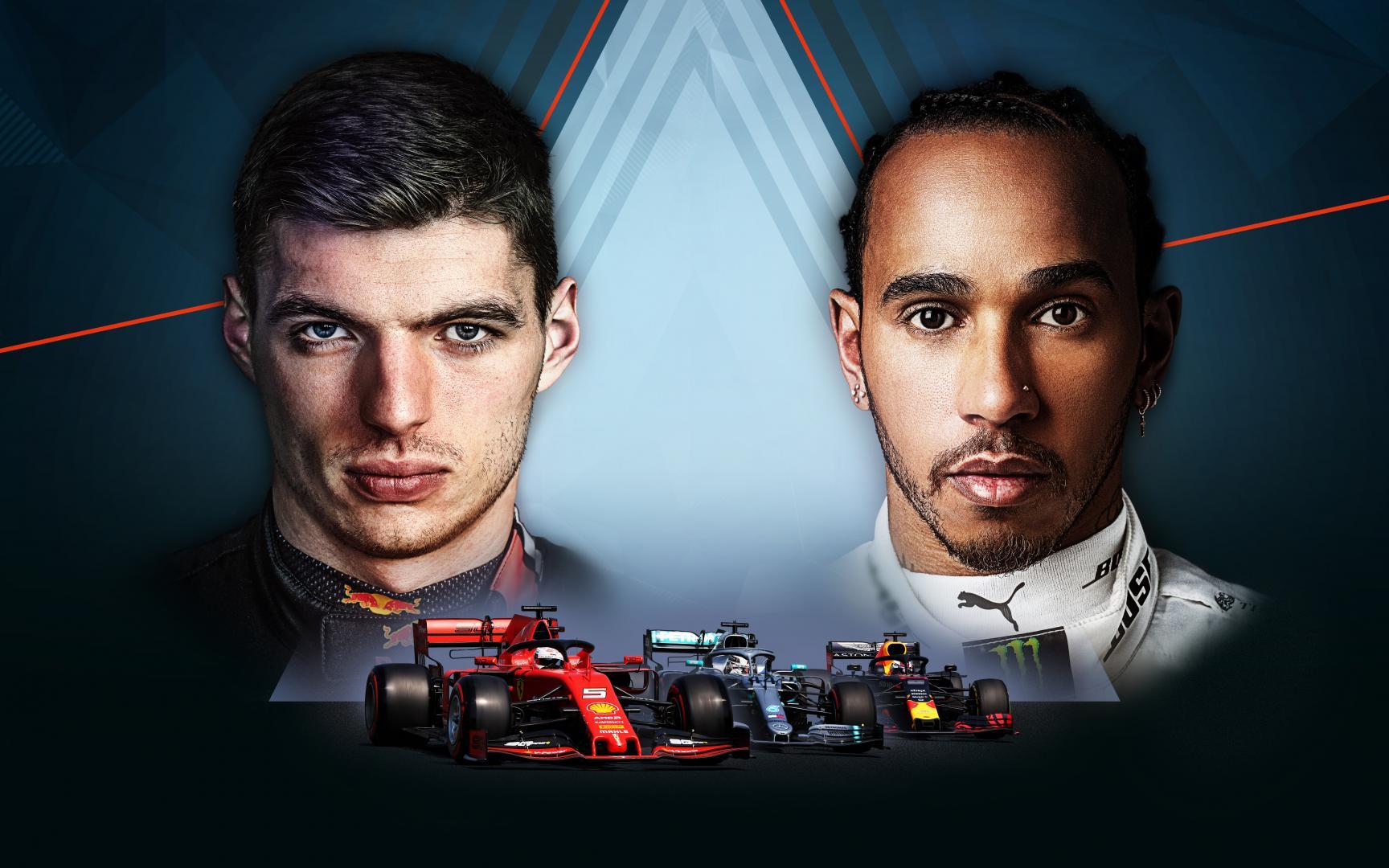 TopGear-abonnement met F1 2019