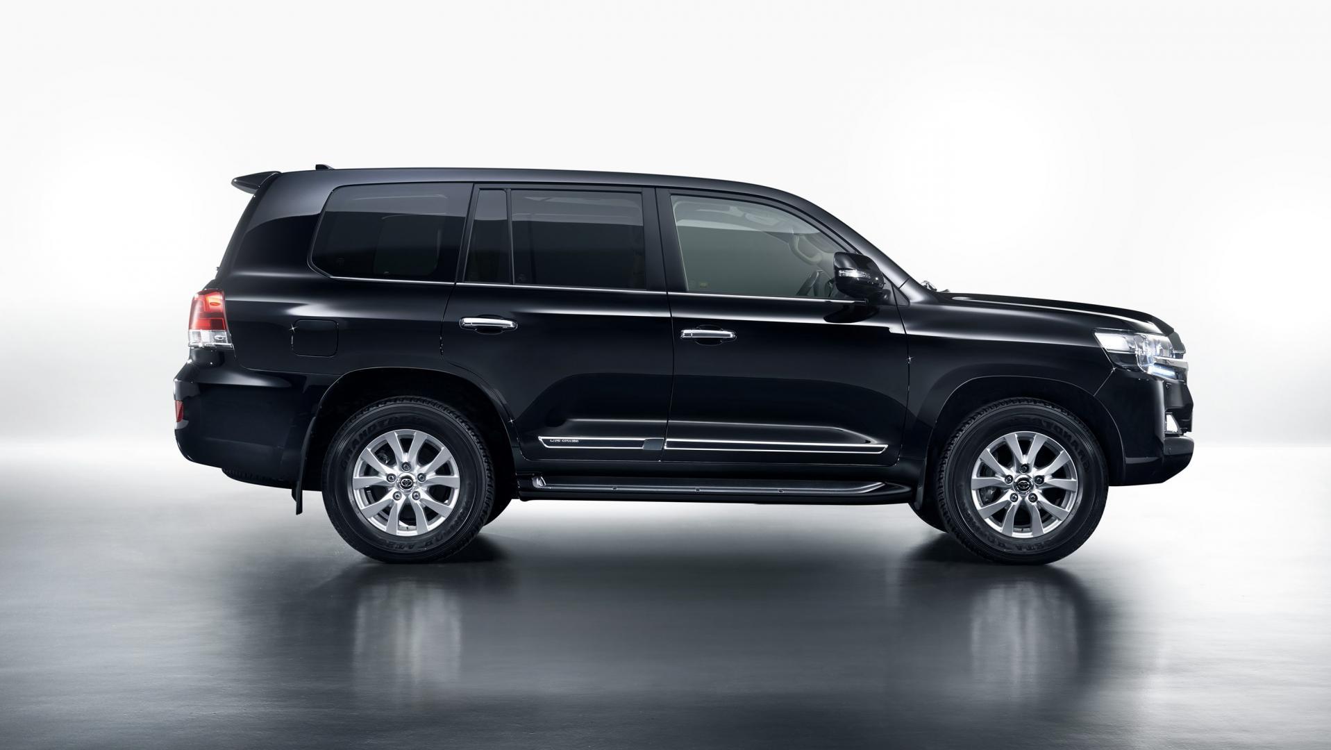 Toyota Land Cruiser Defensie Koninklijke Marechaussee