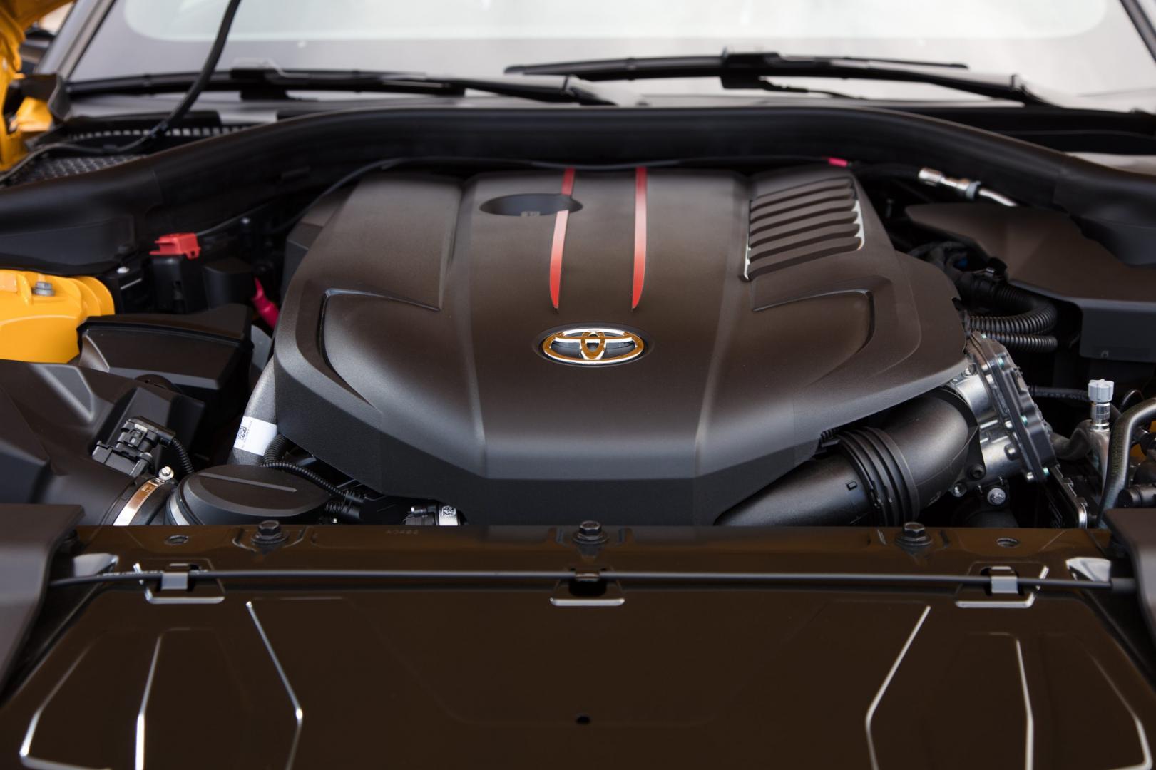 Toyota Supra A90 Motor zes-in-lijn