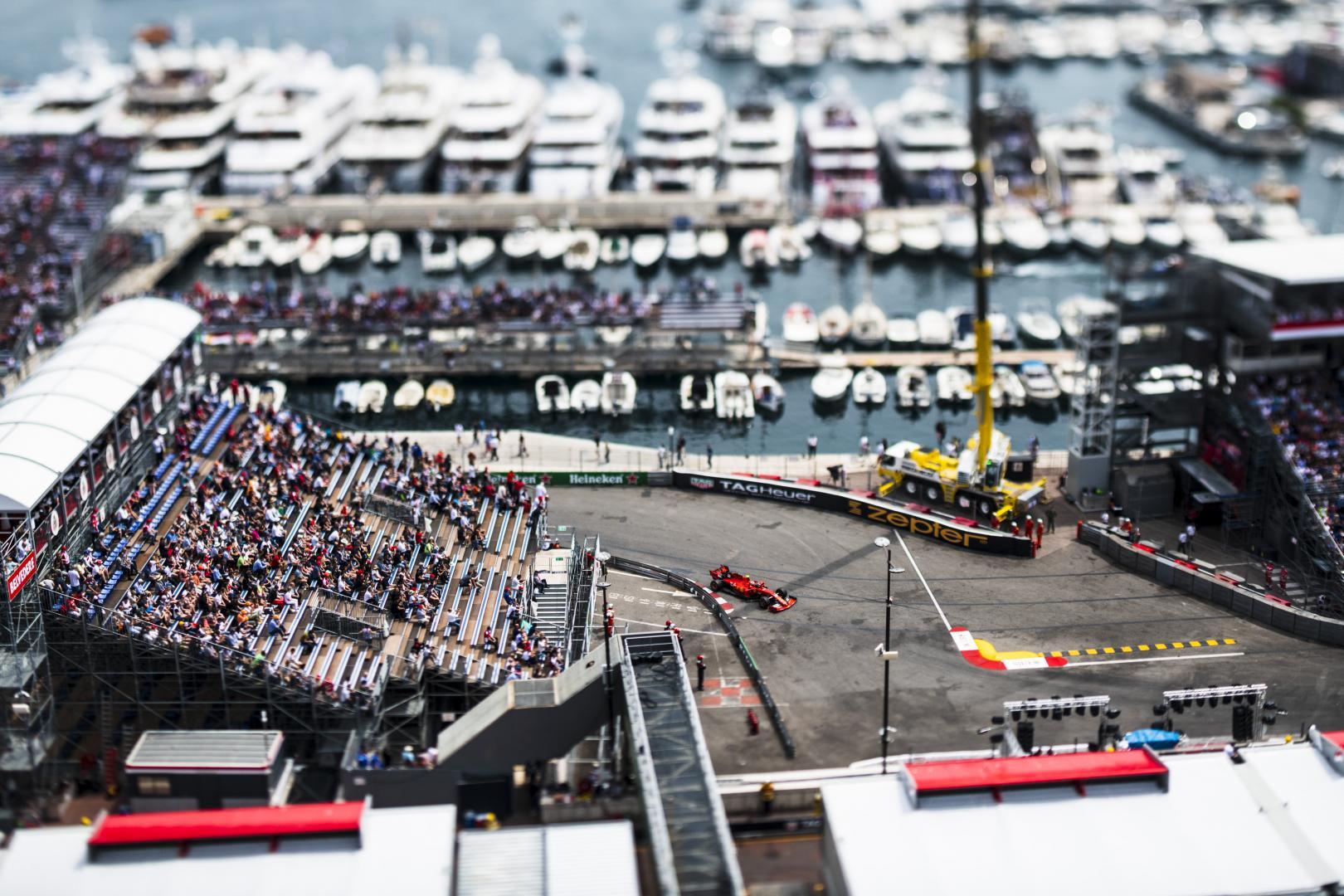 Uitslag van de GP van Monaco 2019