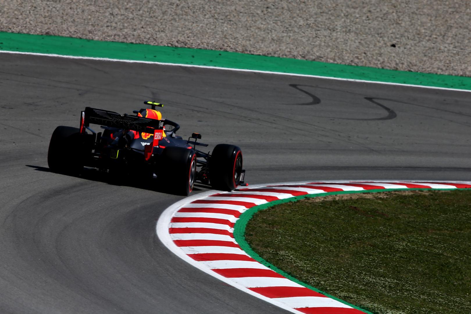 Uitslag van de GP van Spanje 2019