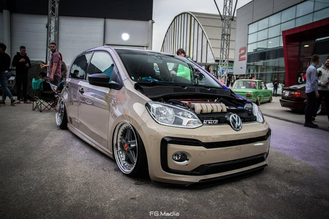 Volkswagen Up met VR6-motor