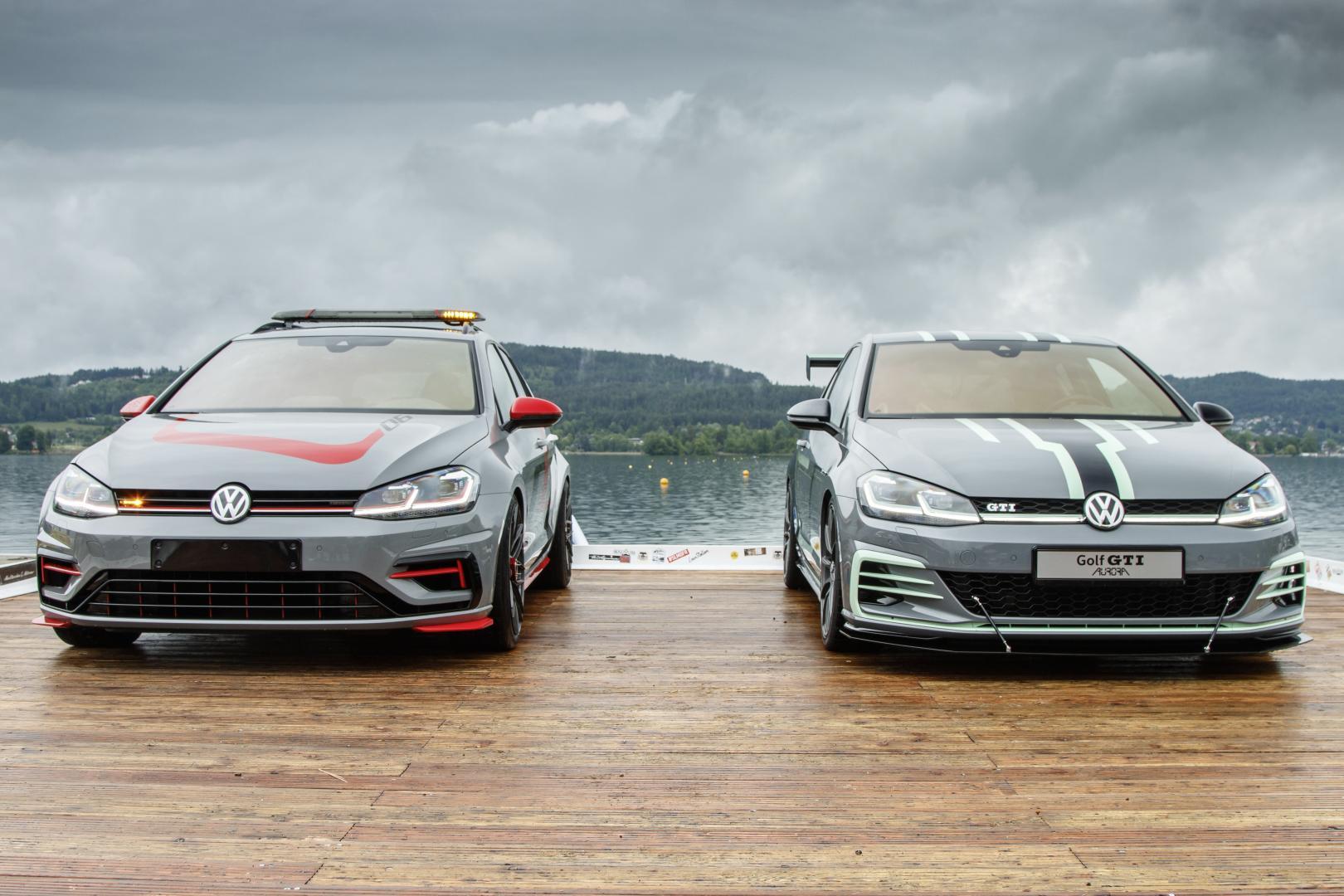 Volkswagen Golf GTI Aurora en R FighteR