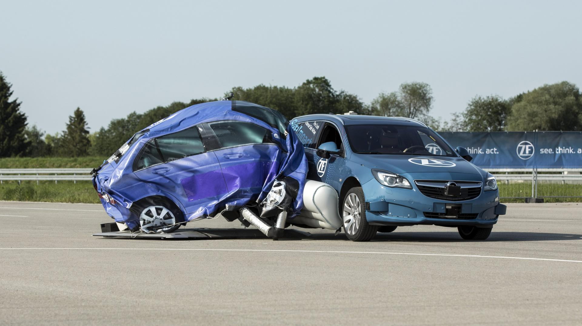 ZF externe airbag