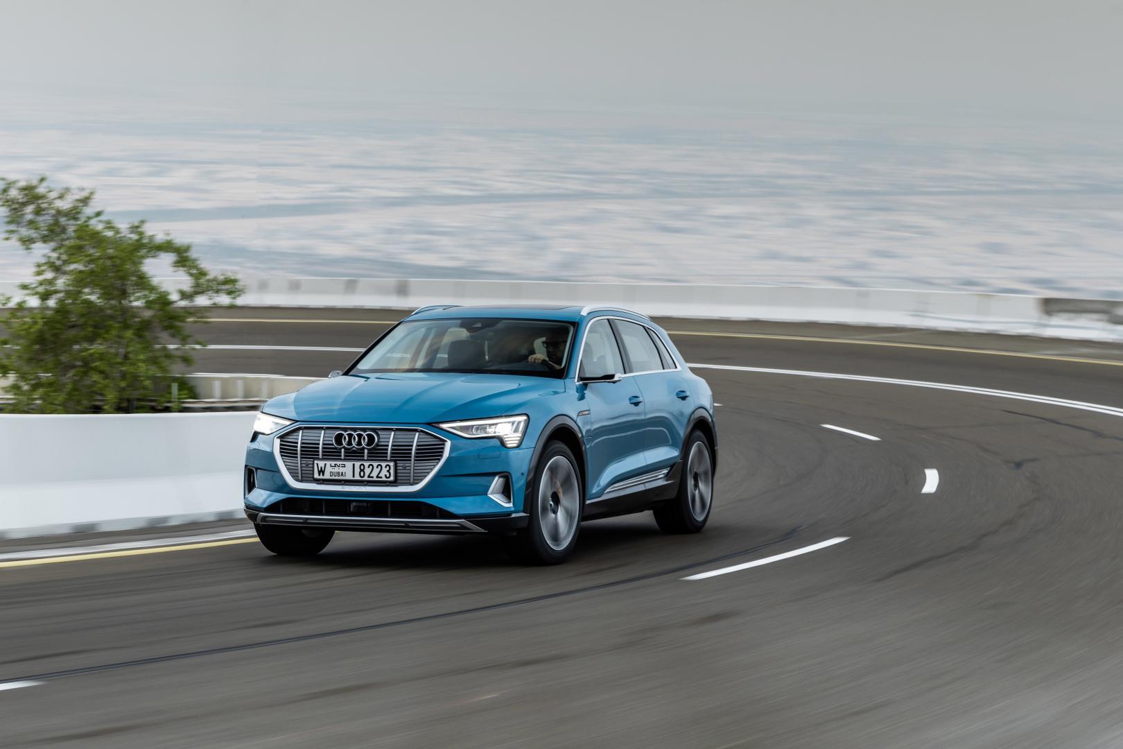 Dutchlease - Audi e-tron