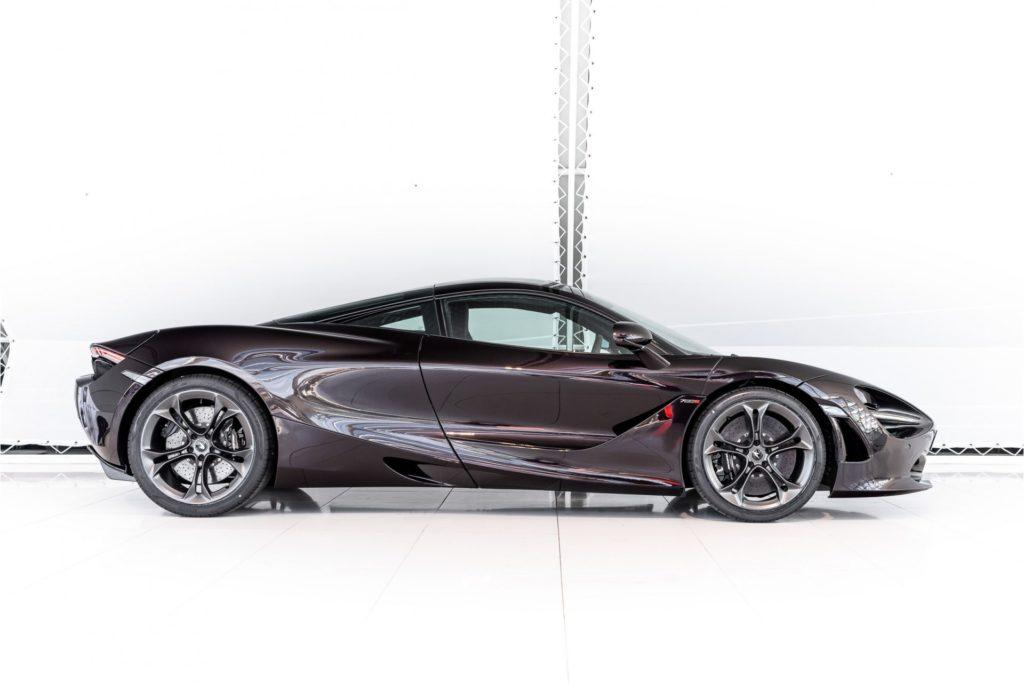 McLaren 720S bij Louwman Exclusive Advertorial