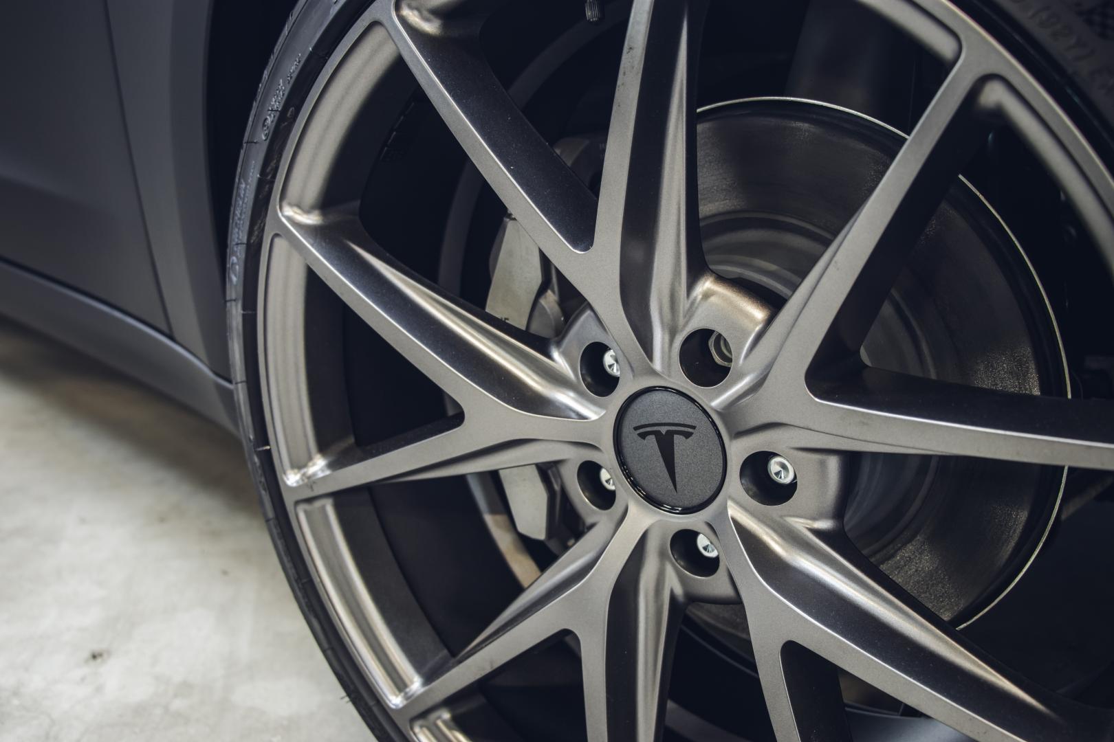 Tesla Model 3 velgen