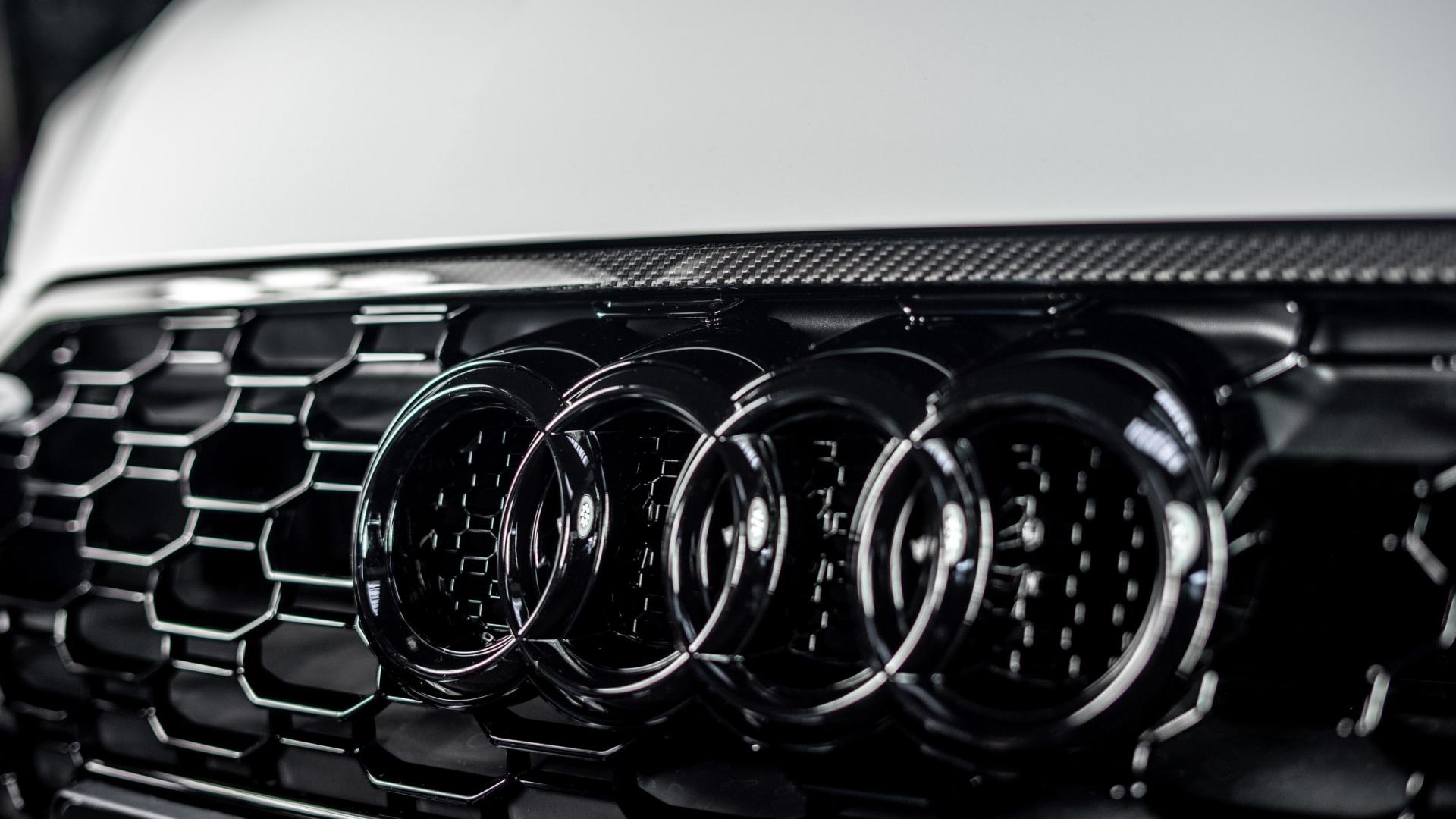 Abt Audi RS5-R Sportback grill logo
