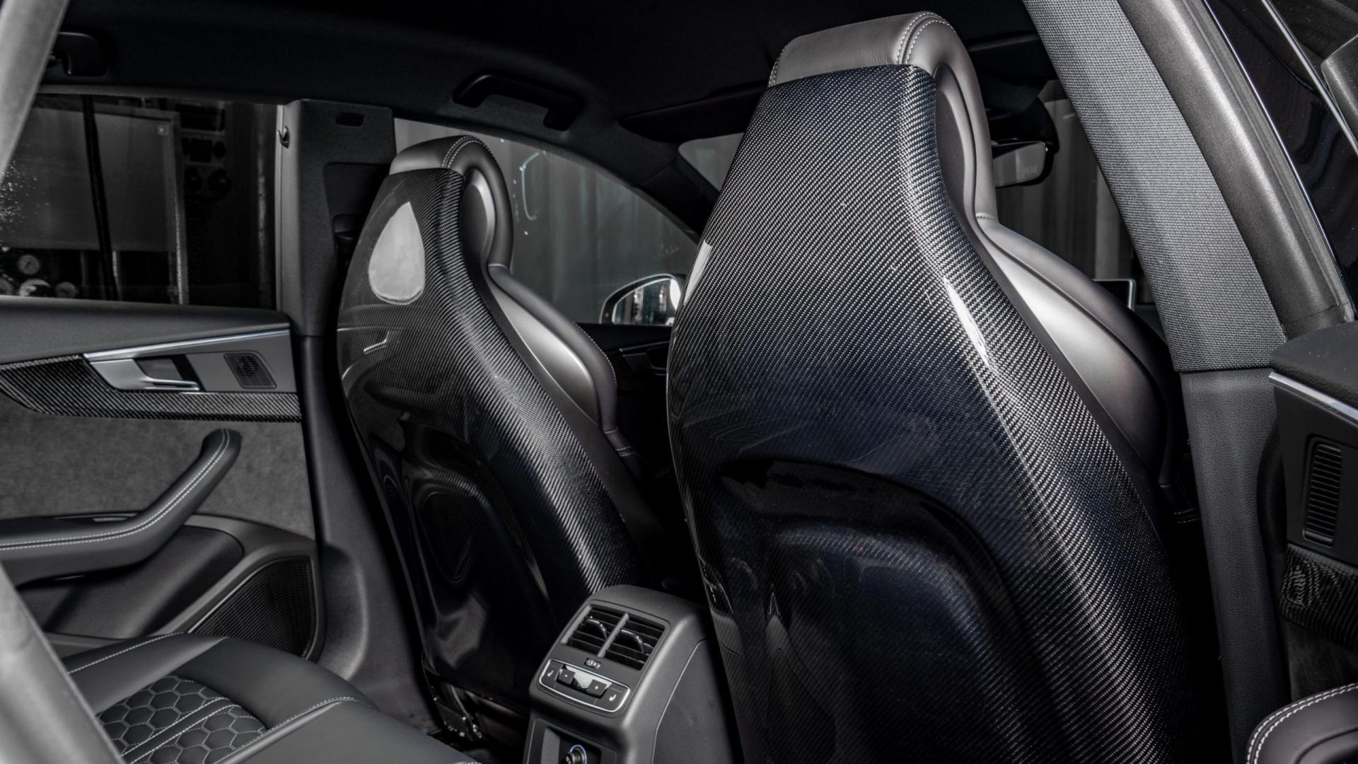 Abt Audi RS5-R Sportback interieur stoelen