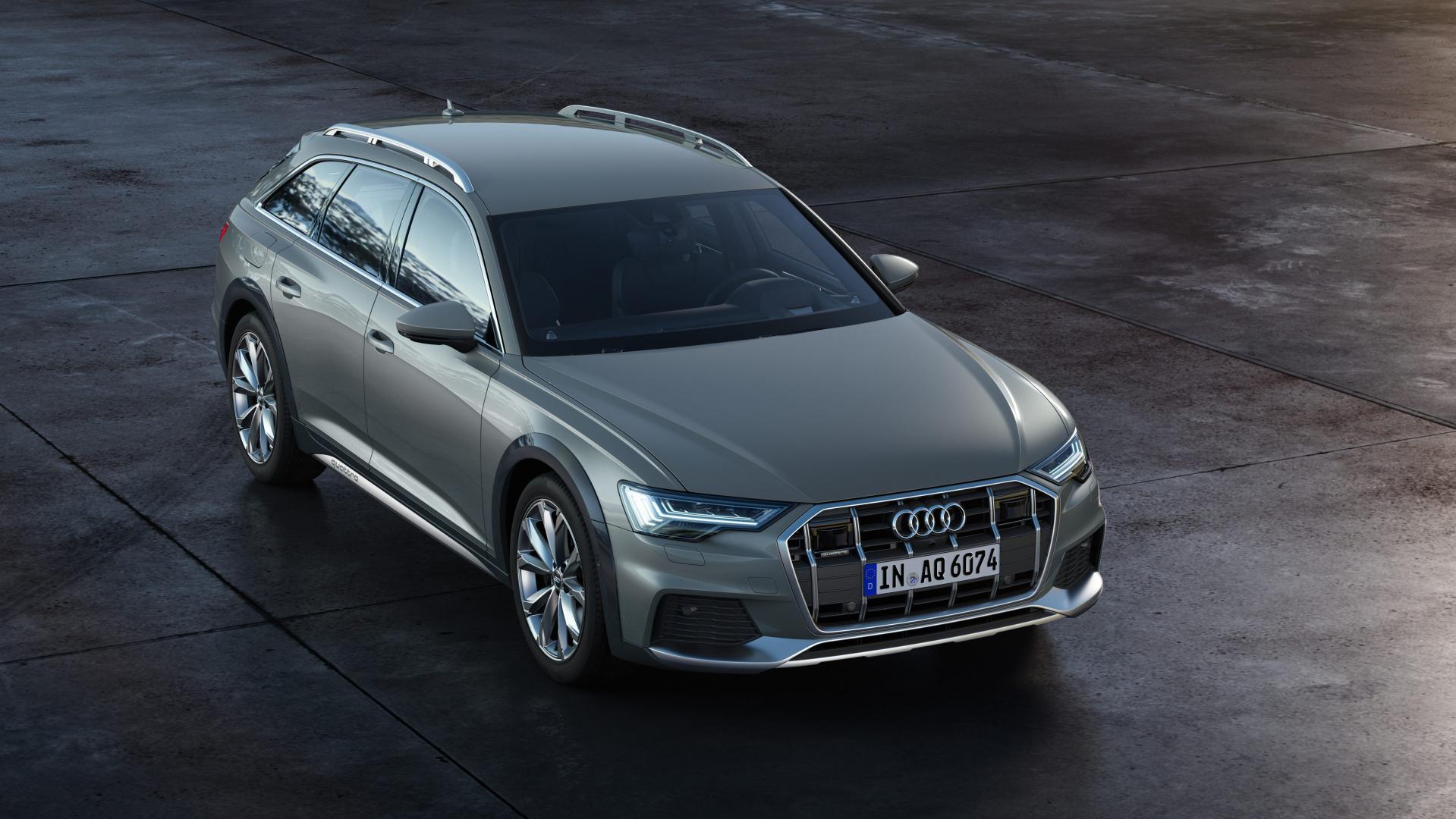 Audi A6 allroad quattro i