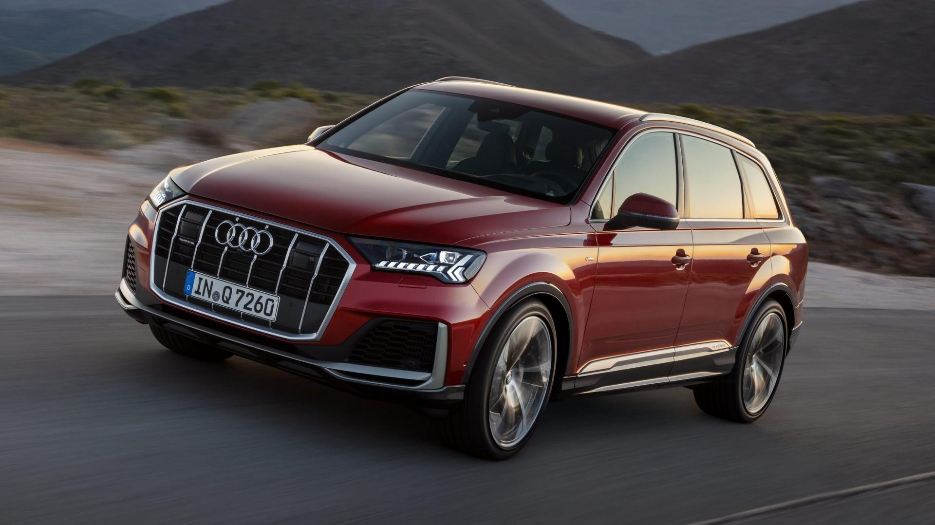 Audi Q7-facelift 2019