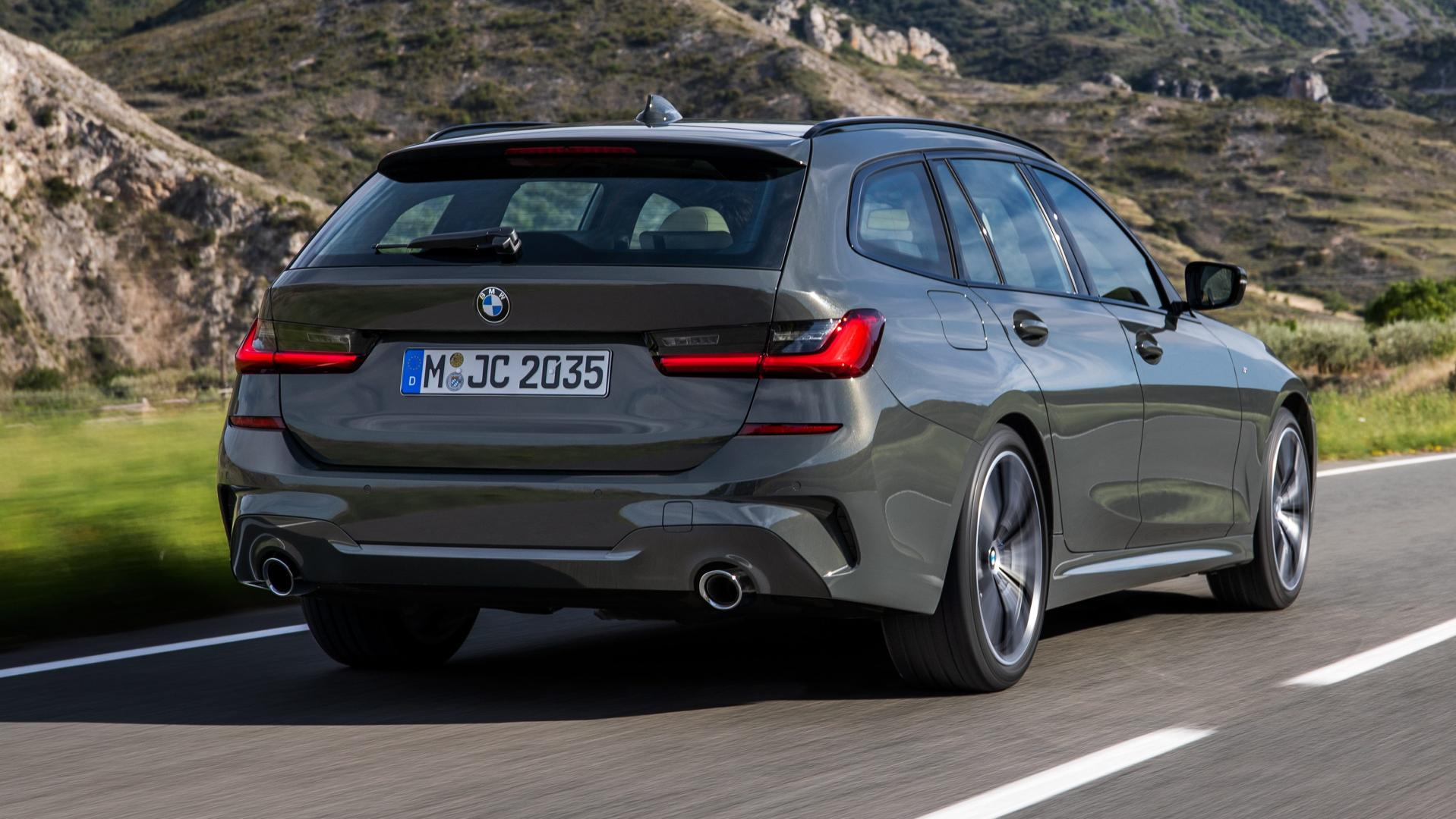 BMW 3-serie Touring G21 2019