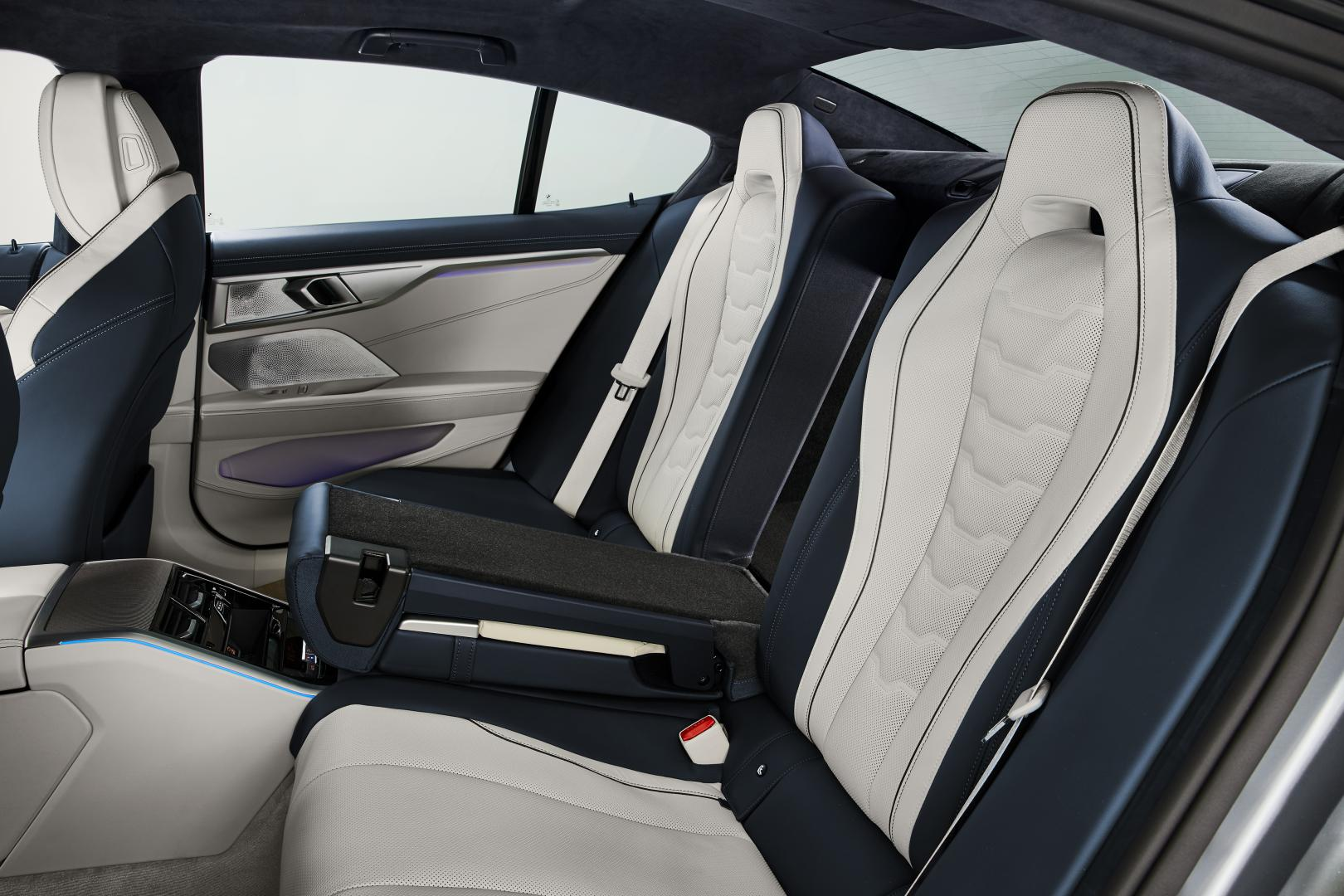 Interieur BMW 8-serie gran coupe
