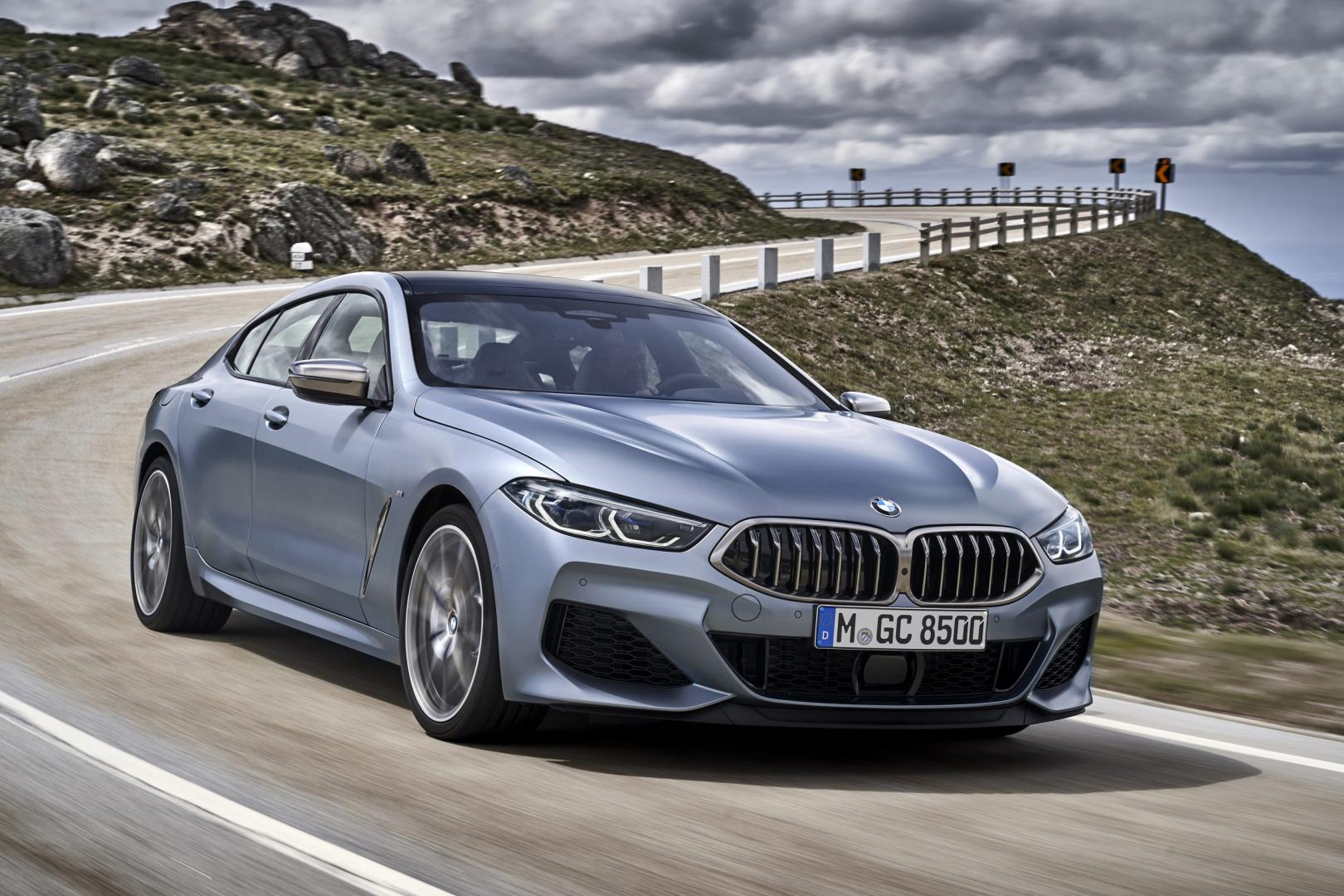 BMW 8-serie GBMW 8-serie Gran Coupean Coupe