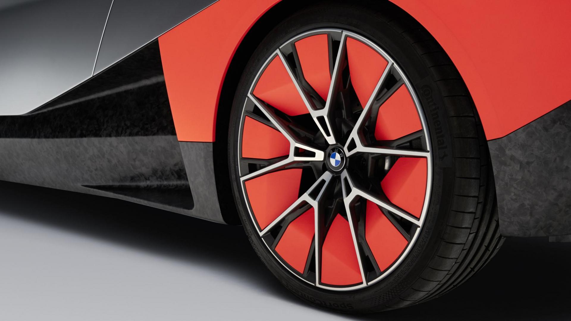 BMW Vision M Next 2019 velg