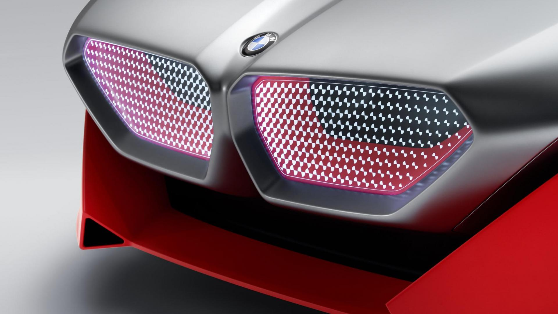 BMW Vision M Next 2019 grille