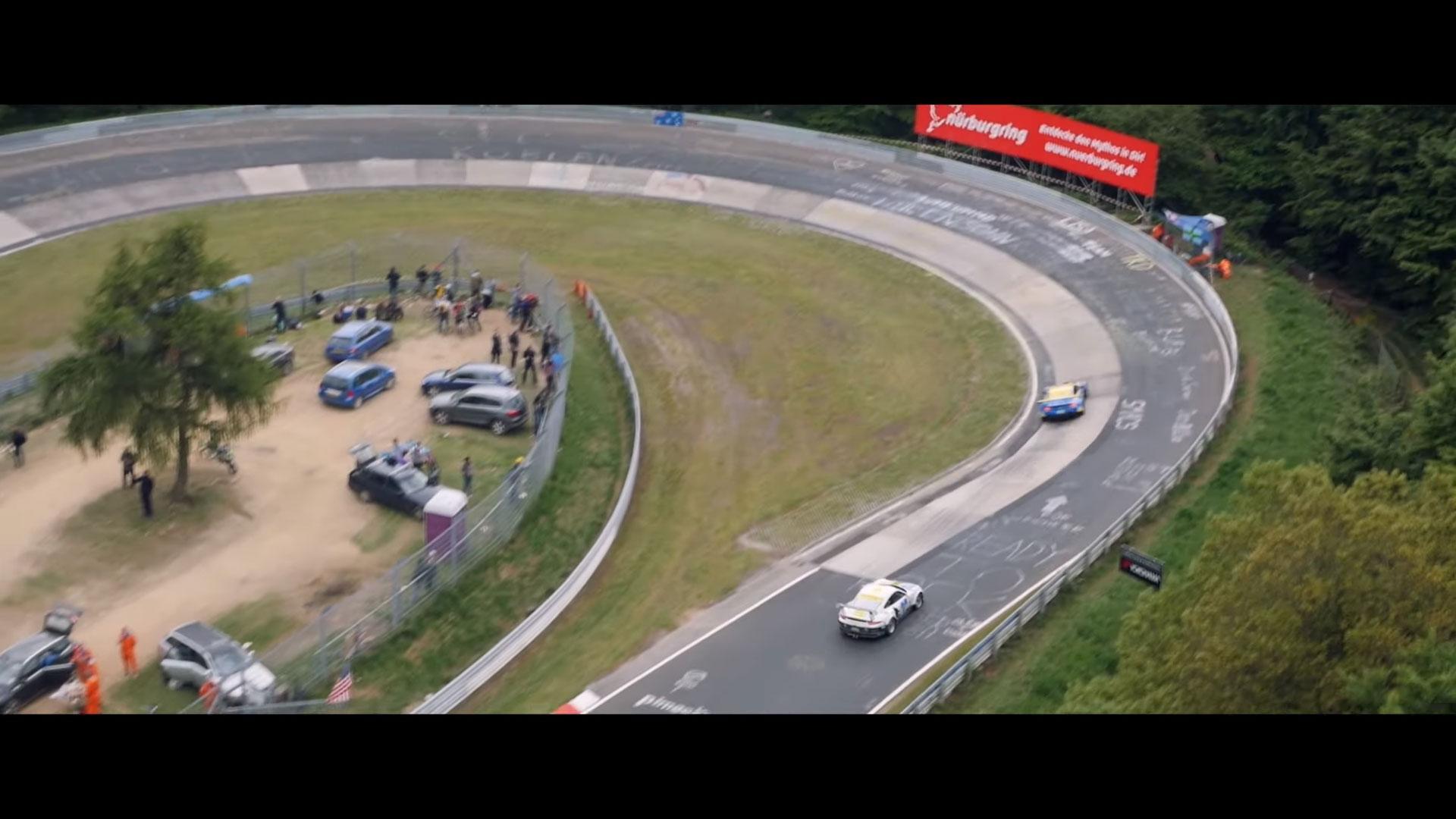 Karroussel nurburgring