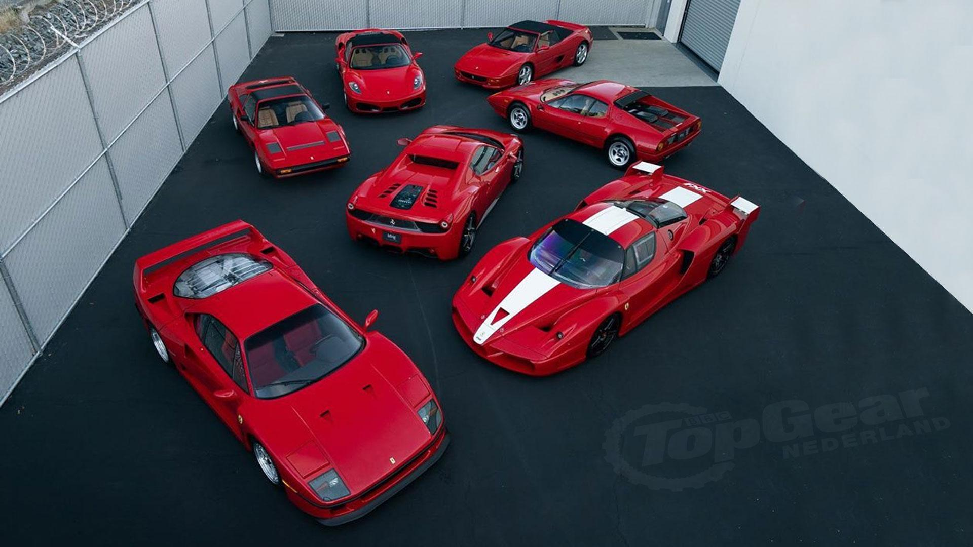 Ferrari-collectie