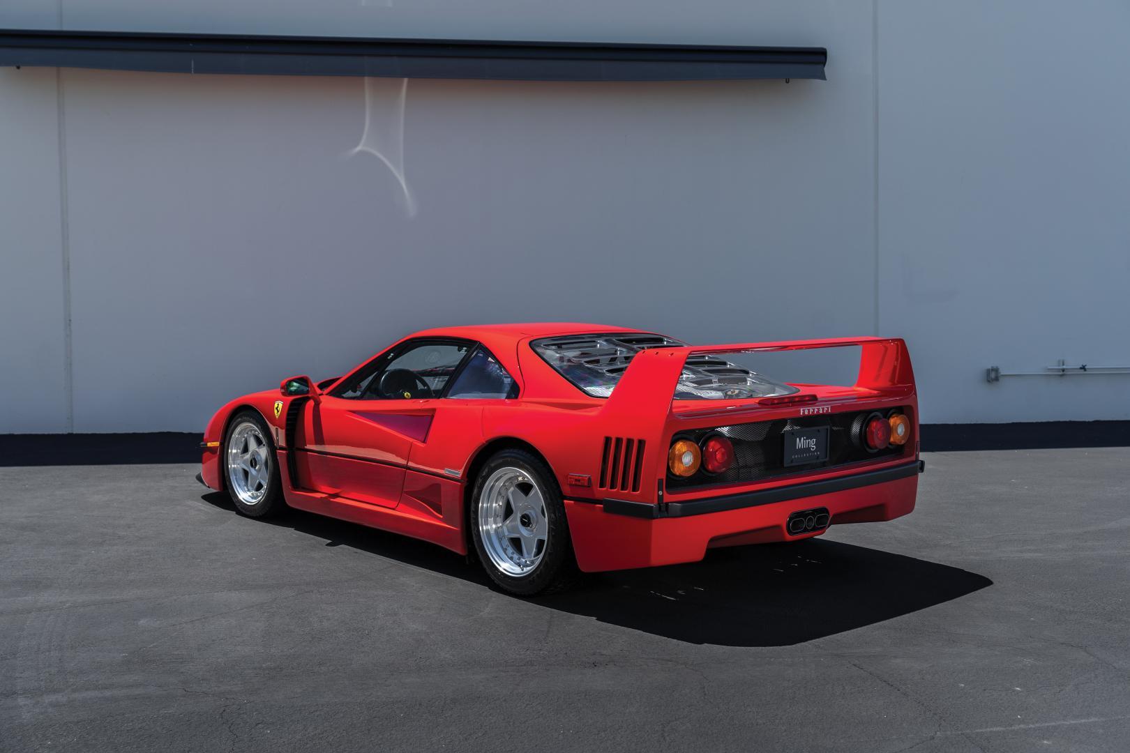 Ferrari F40 1991