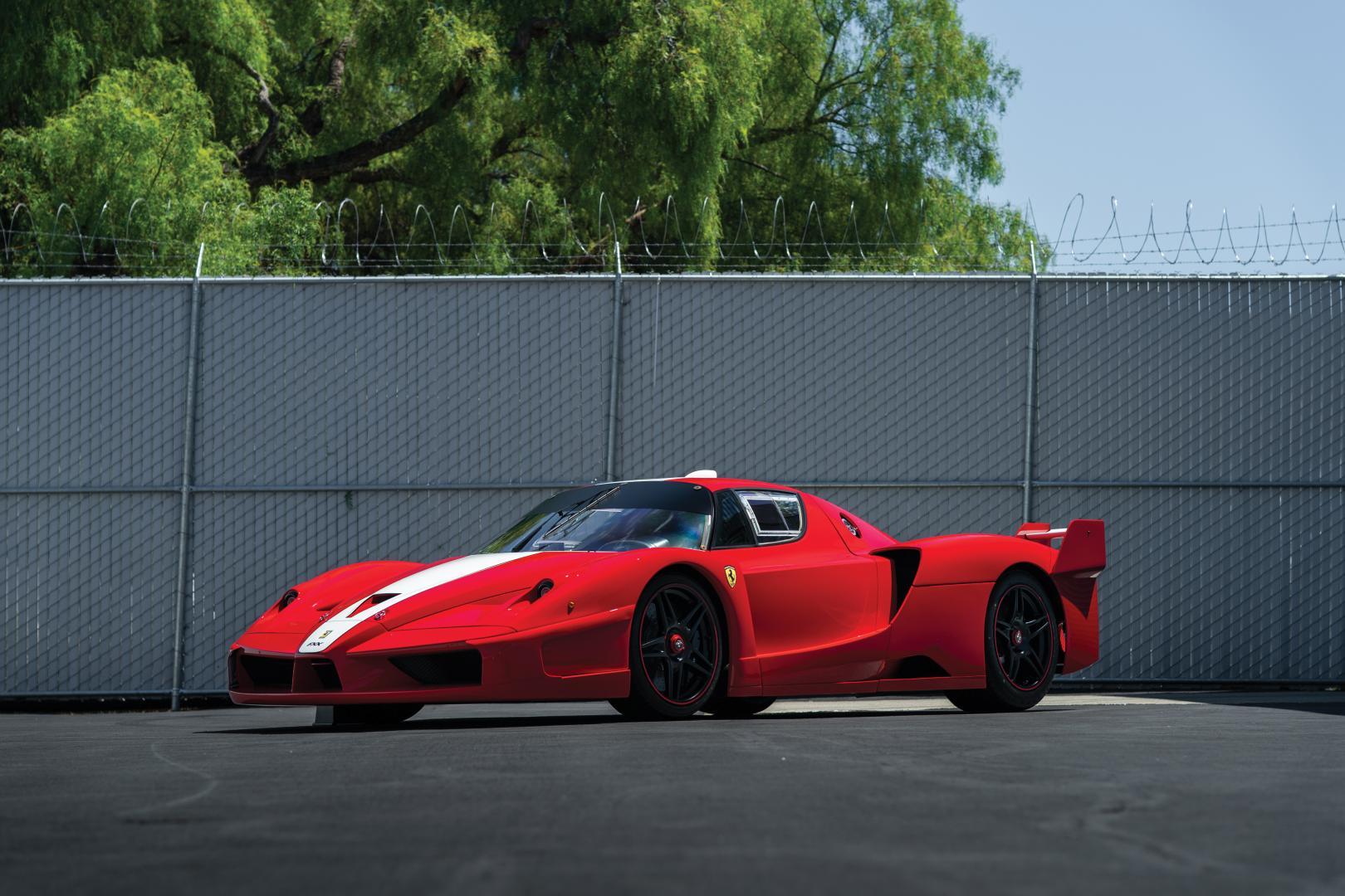 Ferrari FXXK 2006