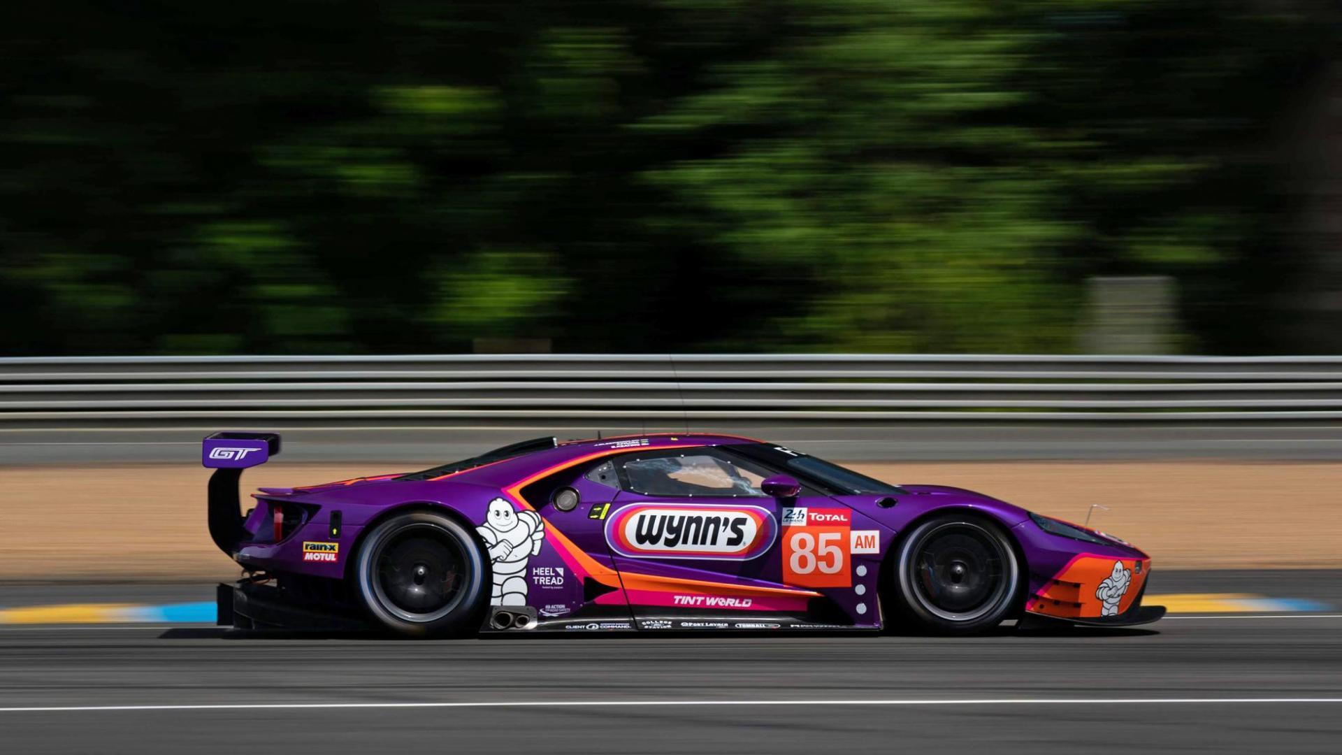 Ford GT Le Mans 2019 Wynns