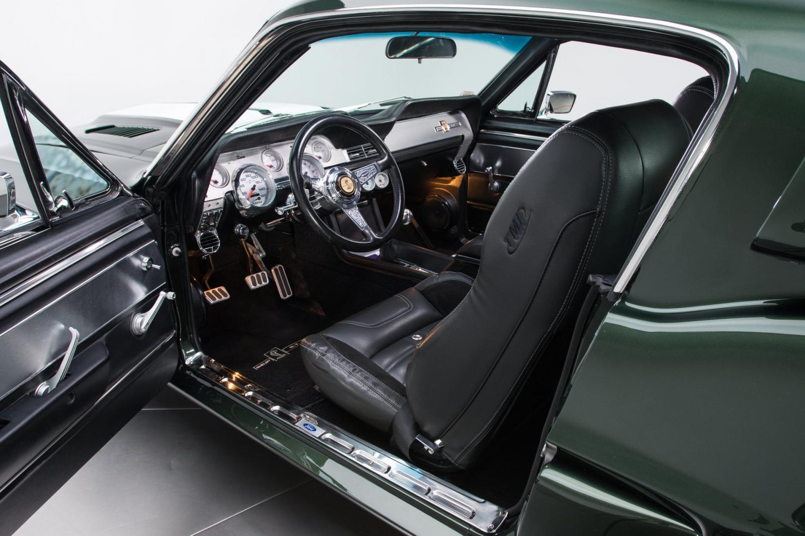 Ford Mustang Tokyo Drift interieur