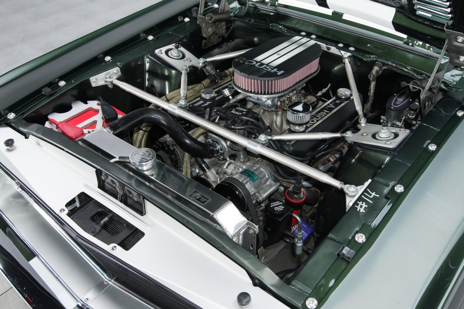 Ford Mustang Tokyo Drift motor