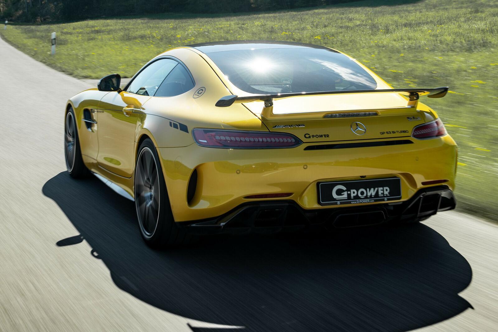 G-Power Mercedes-AMG GT R