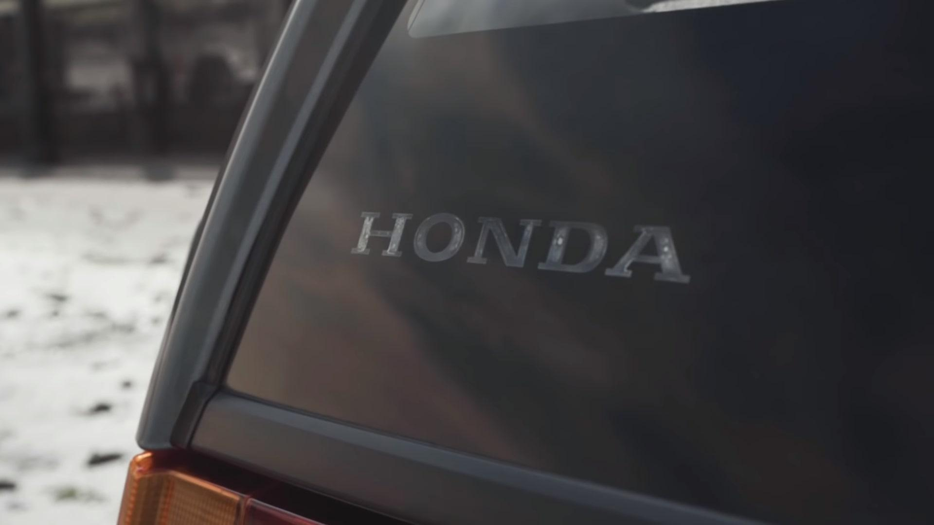 Getunede Honda Civic na 20 jaar weer herenigd met zijn maker