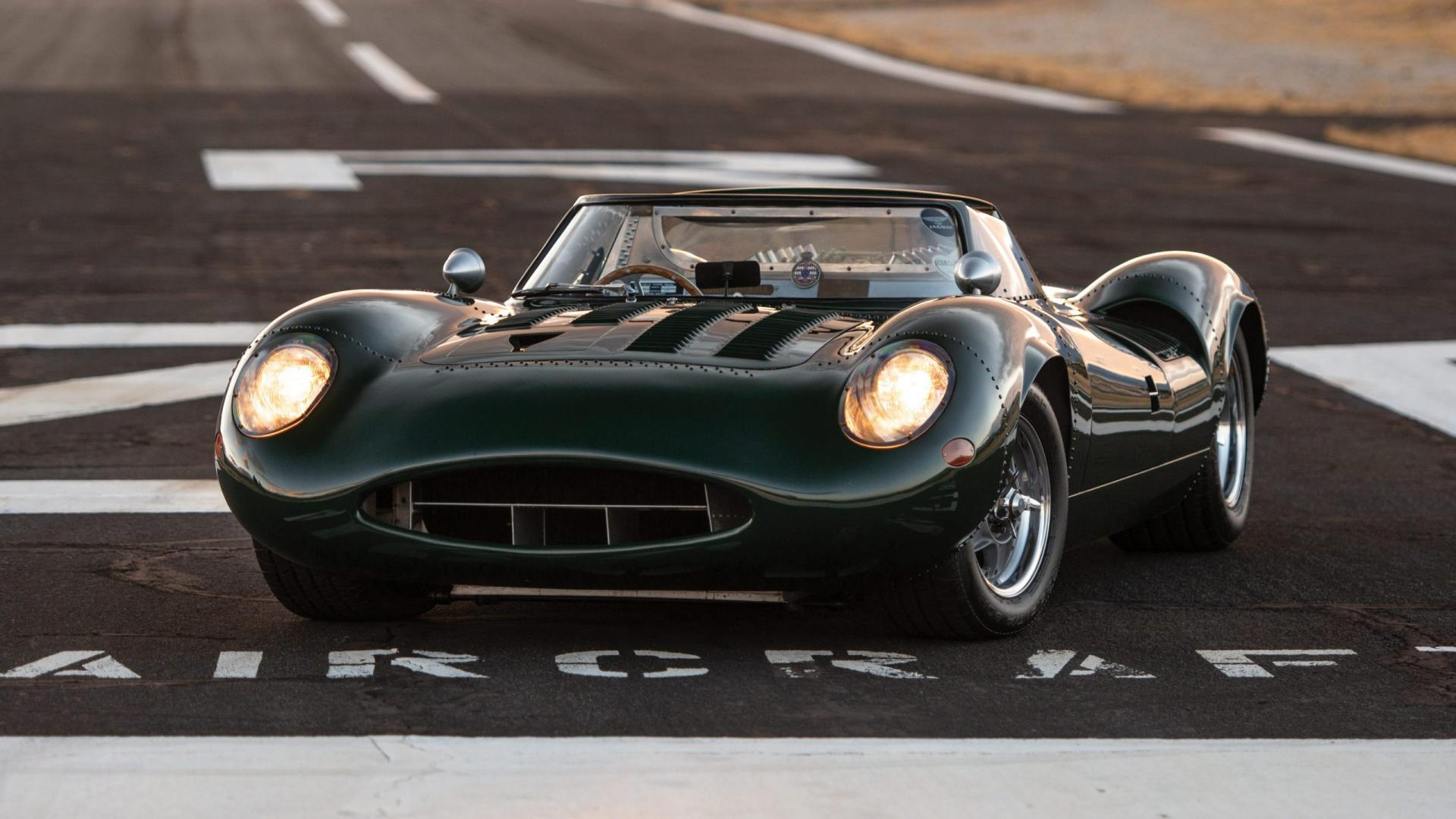 Jaguar XJ13 Recreation