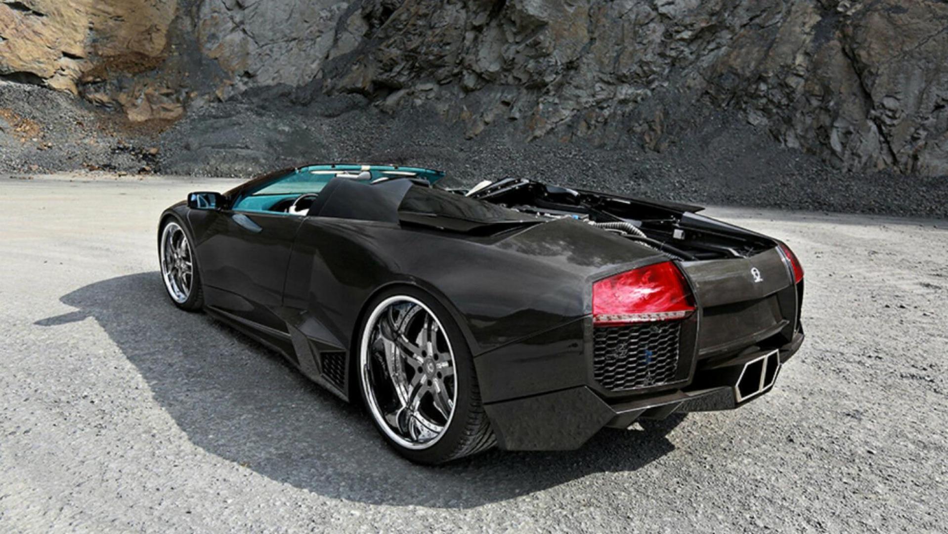 Lamborghini Murciélago linkerkant