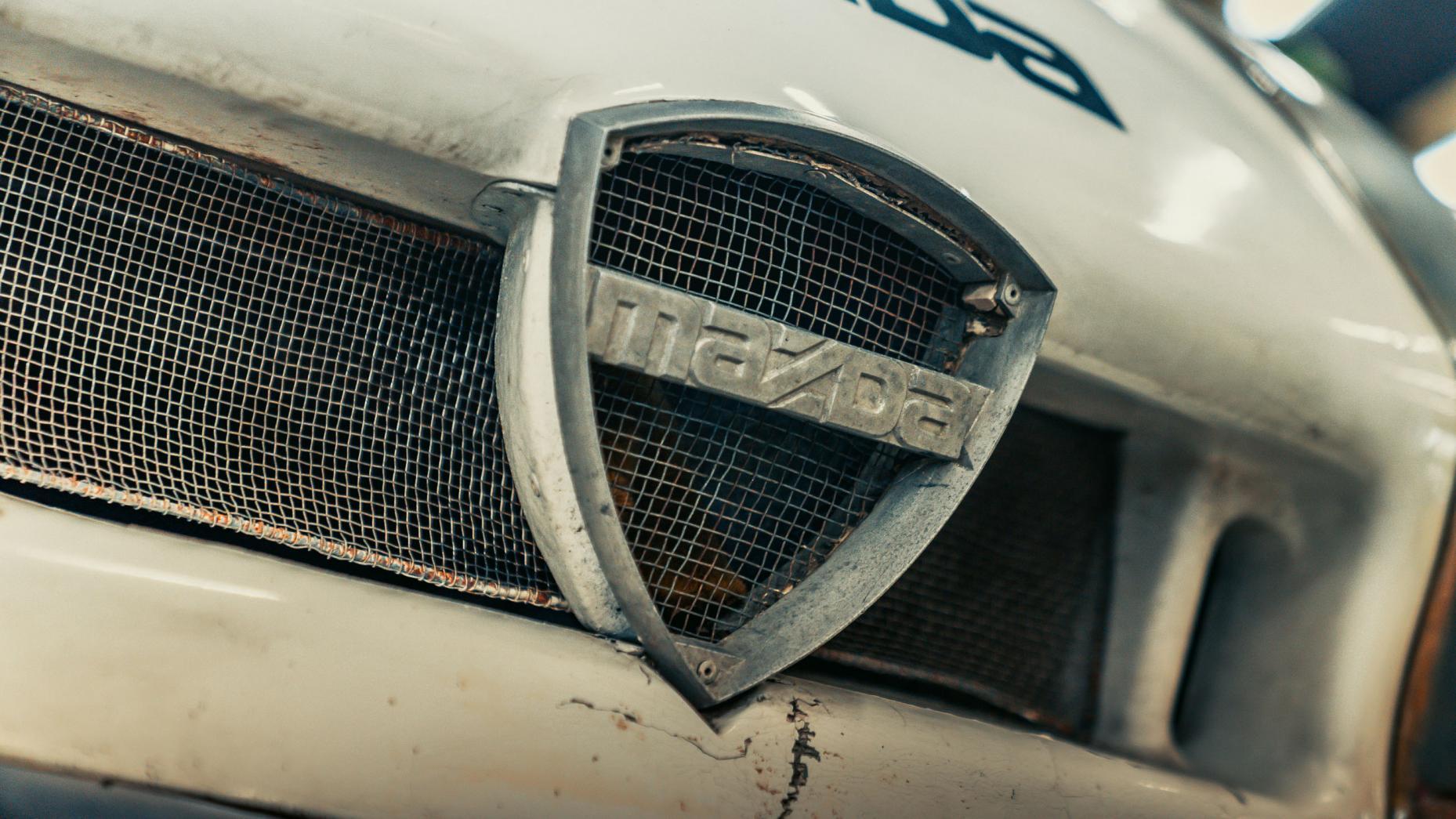 Mazda RX-7 Le Mans-racer