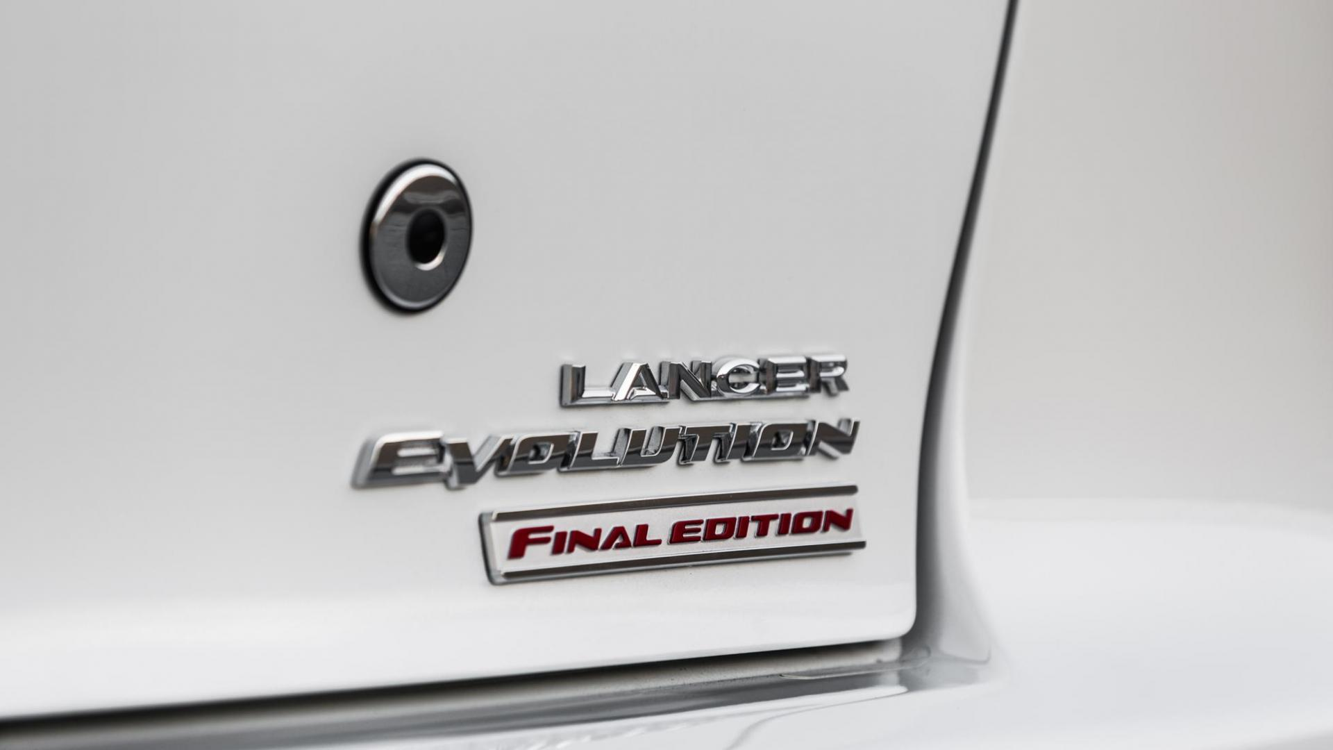 Mitsubishi Lancer Evolution 10 final edition