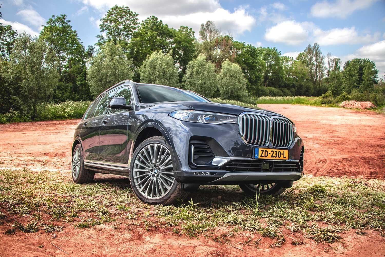 Nederlandse BMW X7