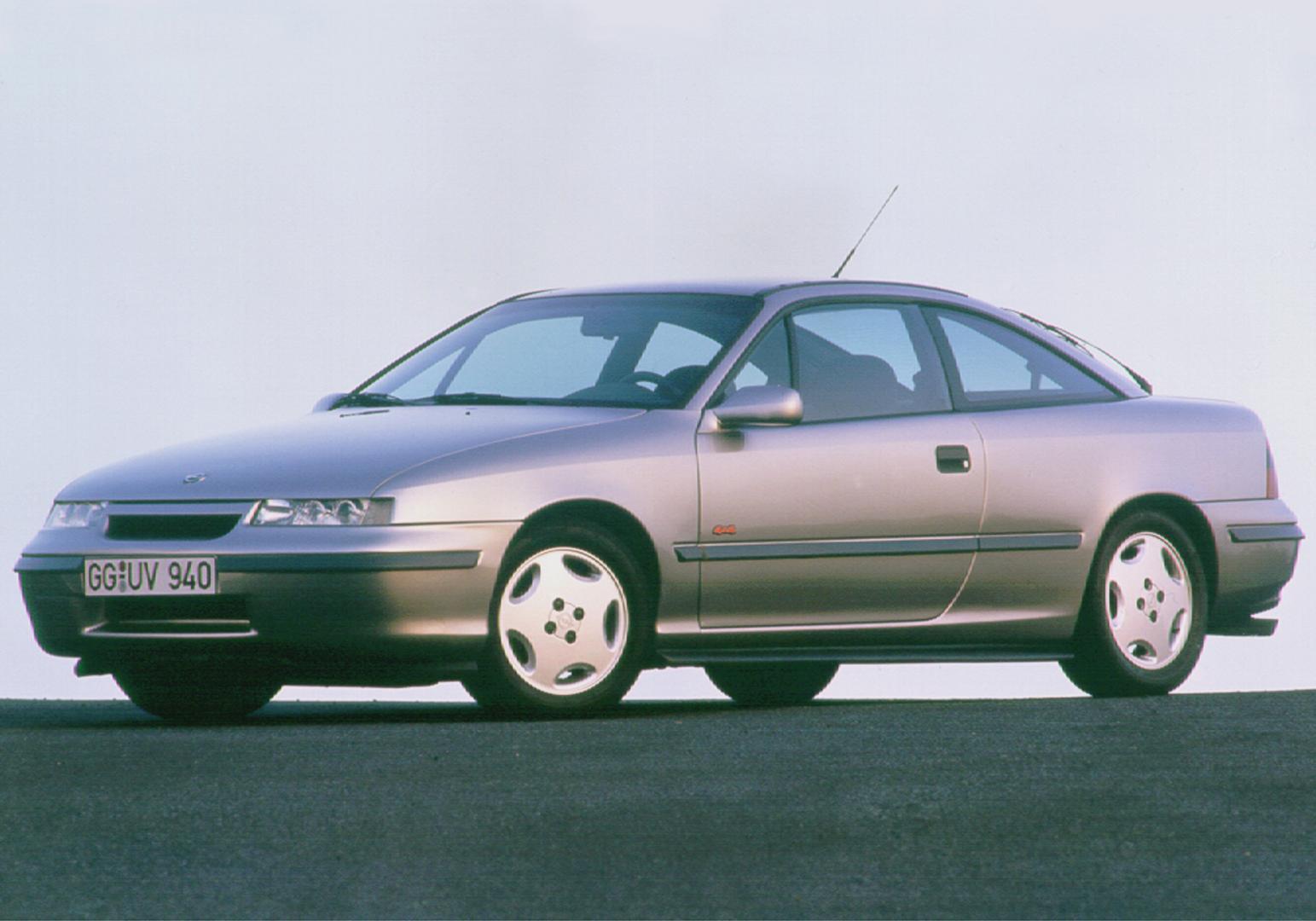 Opel Calibra voorkant