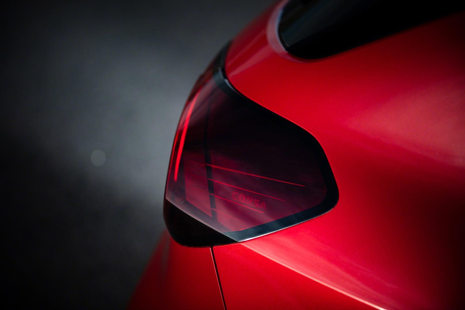 Achterlicht Opel Corsa 2019