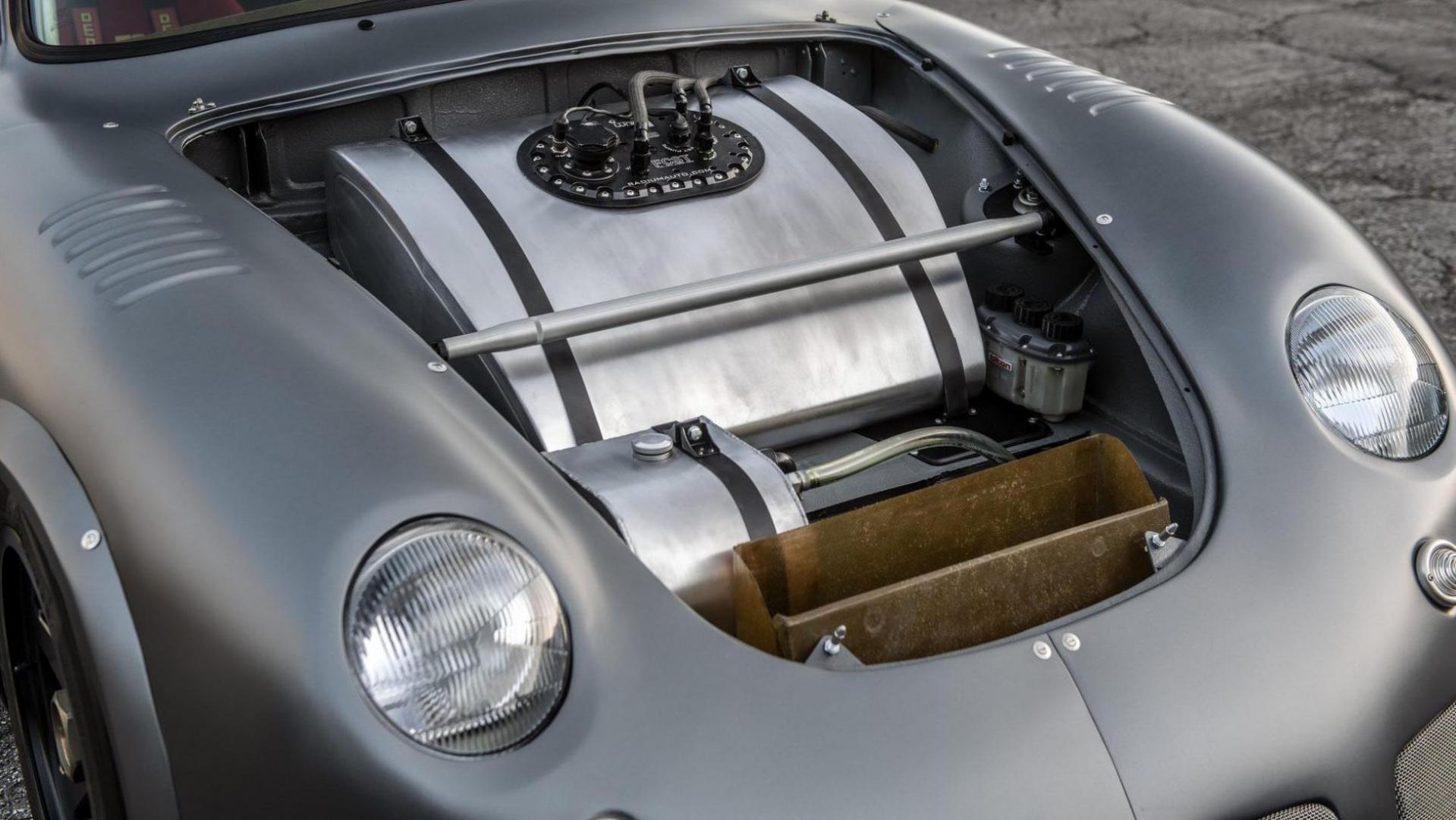 Porsche 356 RSR Emory Motorsports voorkant