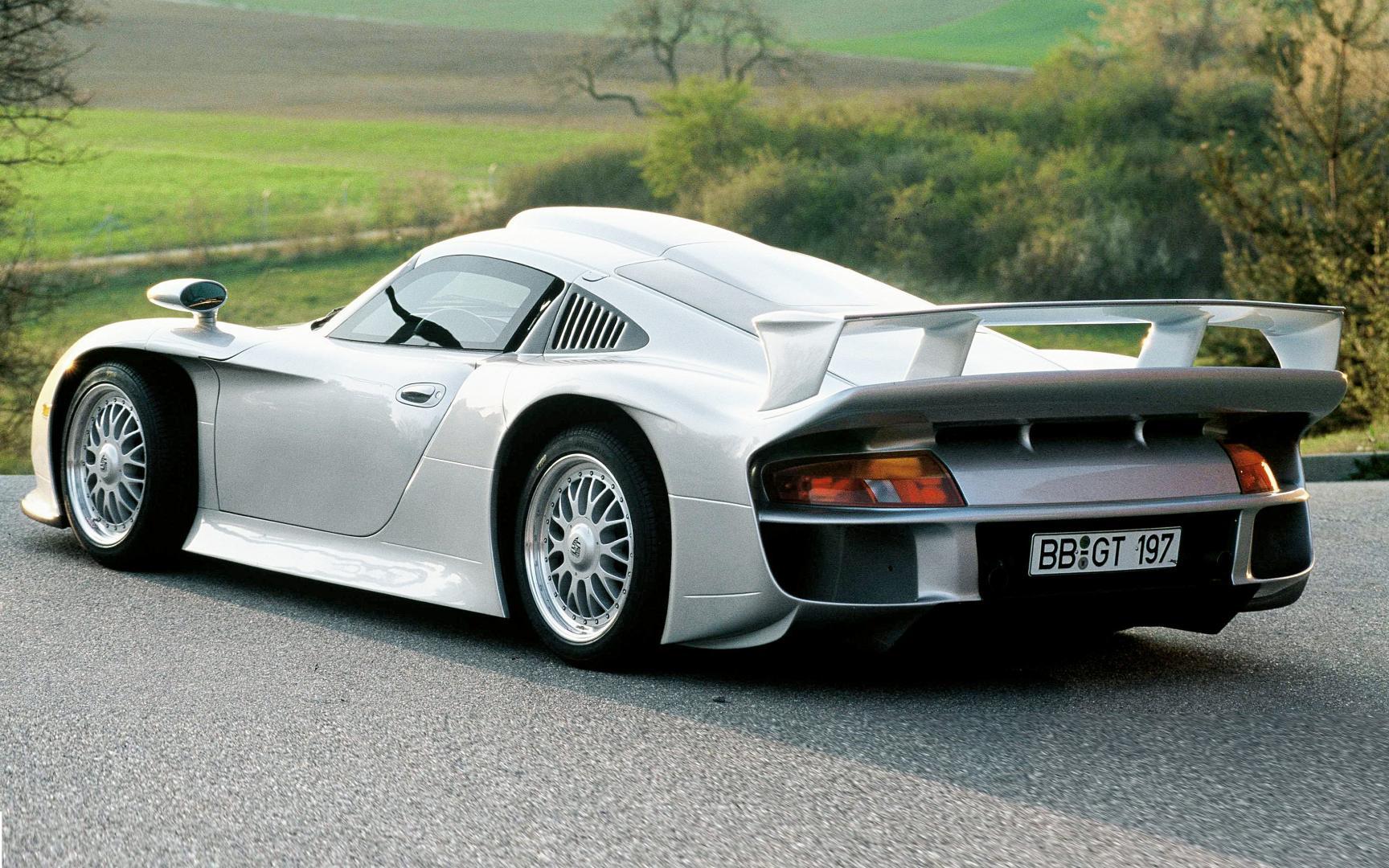 Porsche 911 GT1 1997