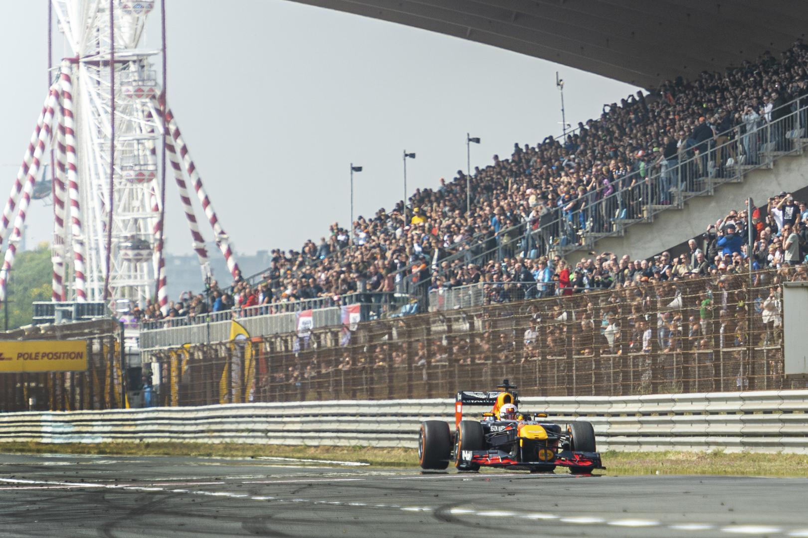 Prijzen van F1-tickets op Zandvoort