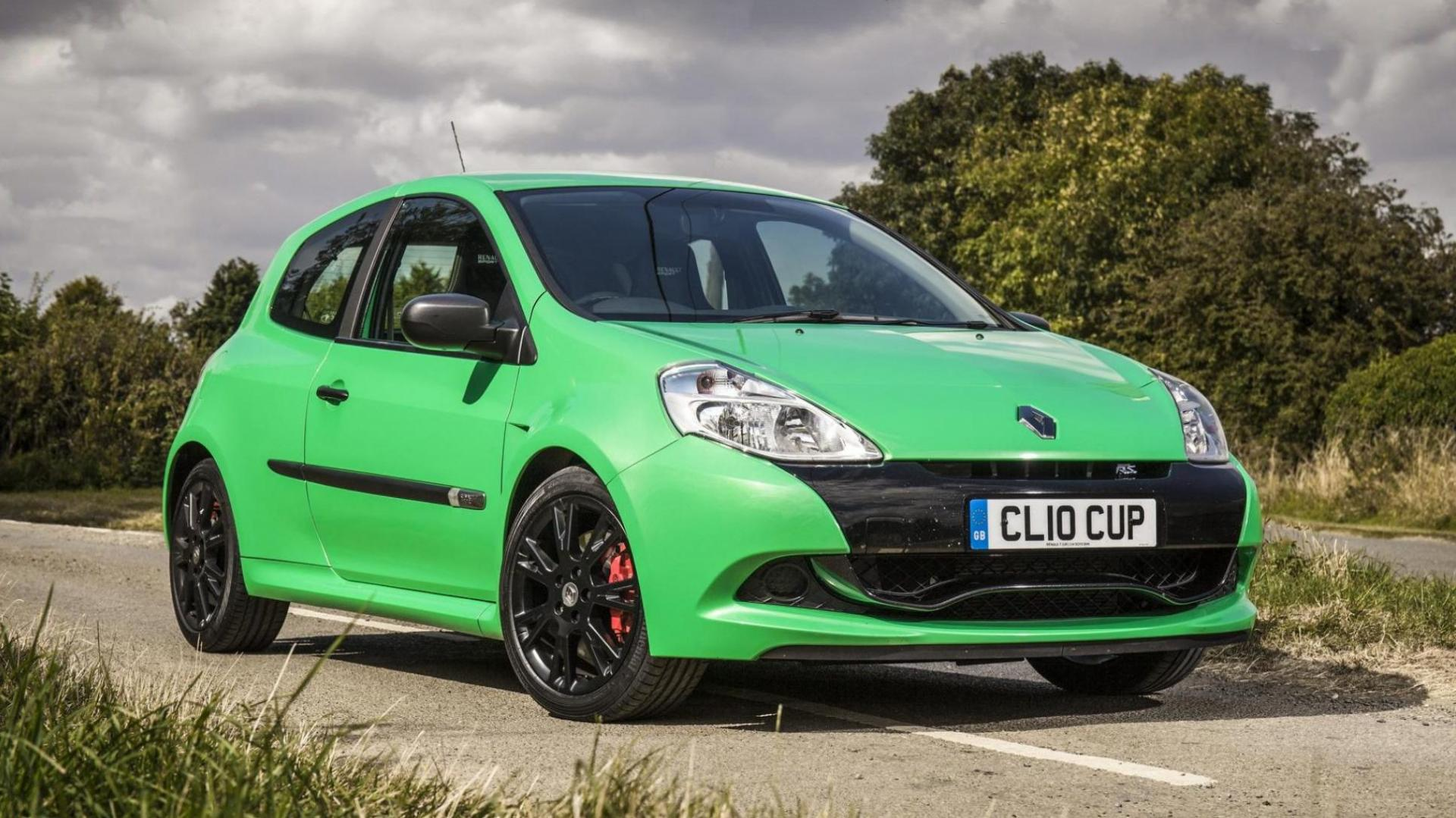 Renault Clio RS (2009 - 2011)