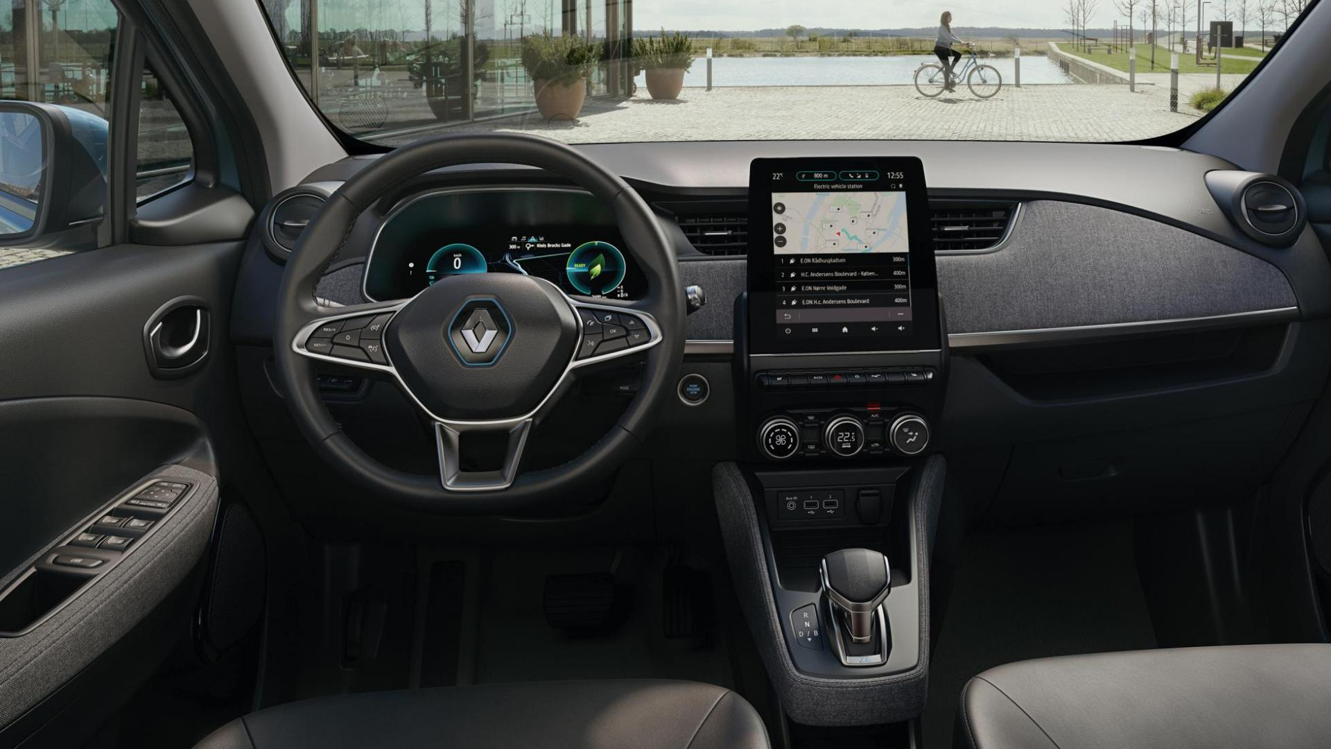 Renault Zoe-facelift 2019