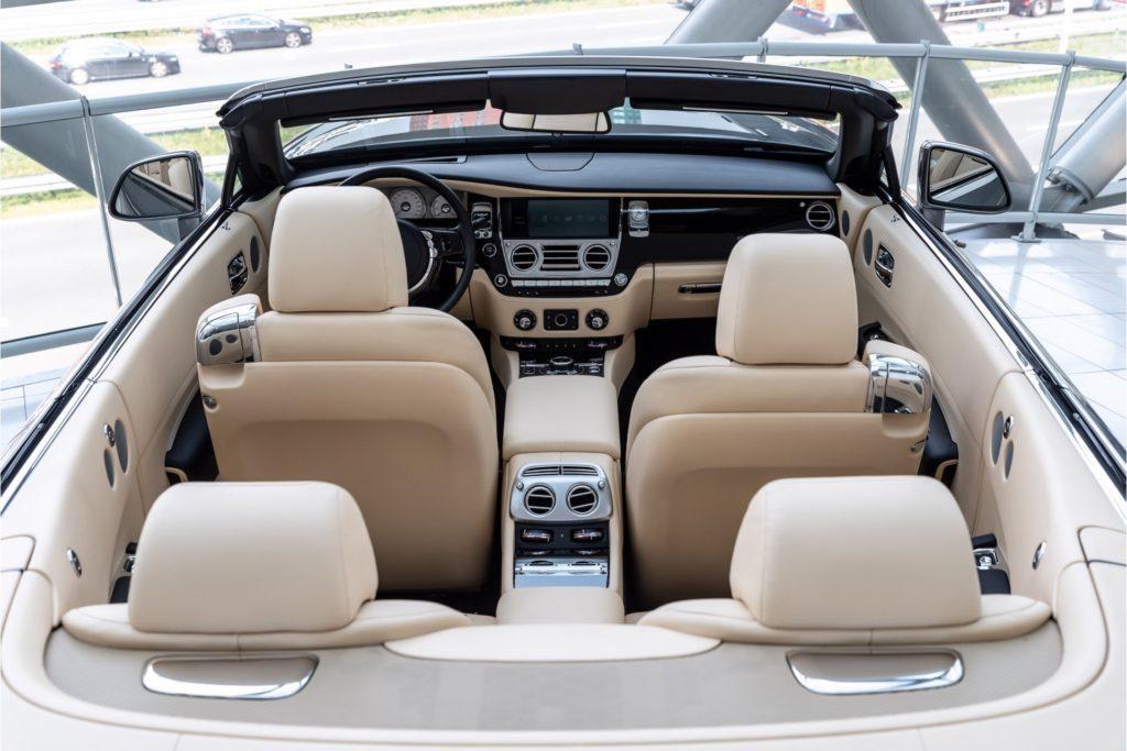 Rolls-Royce Dawn bij Louwman Exclusive Advertorial