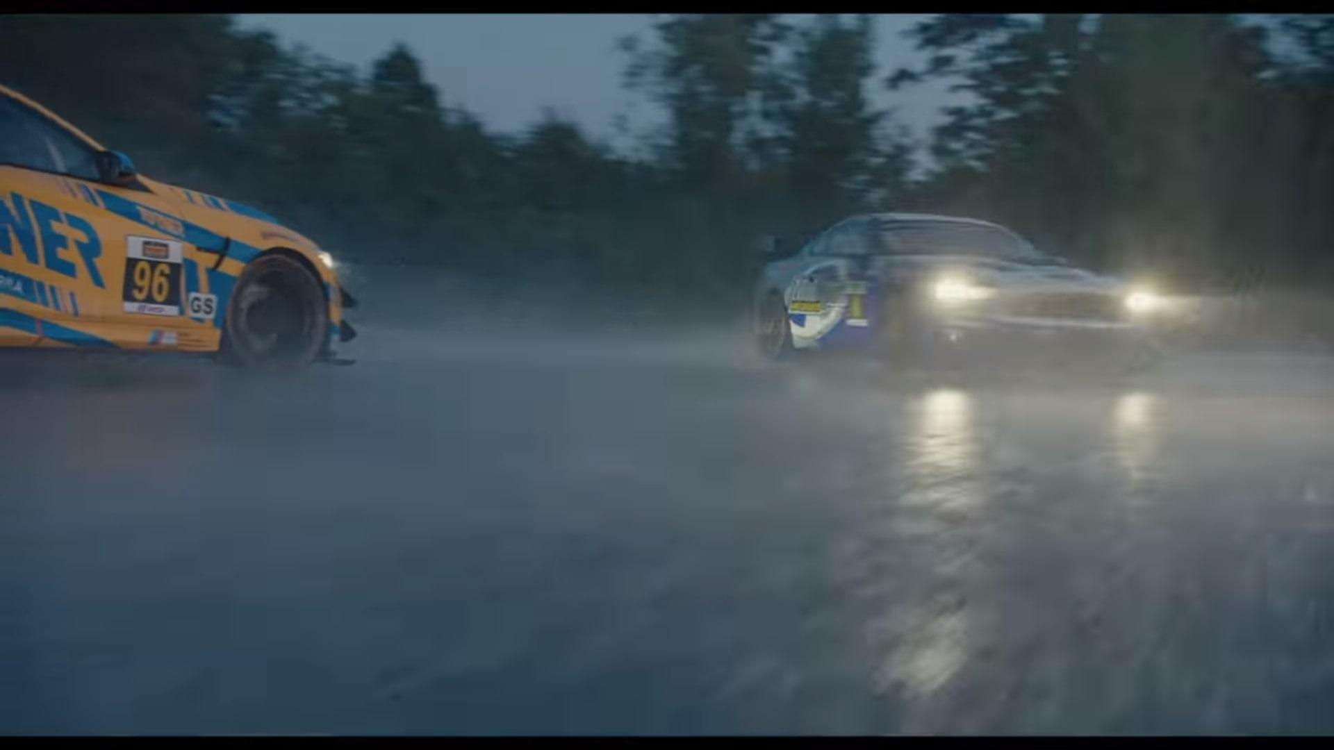 'The Art of Racing in the Rain' trailer