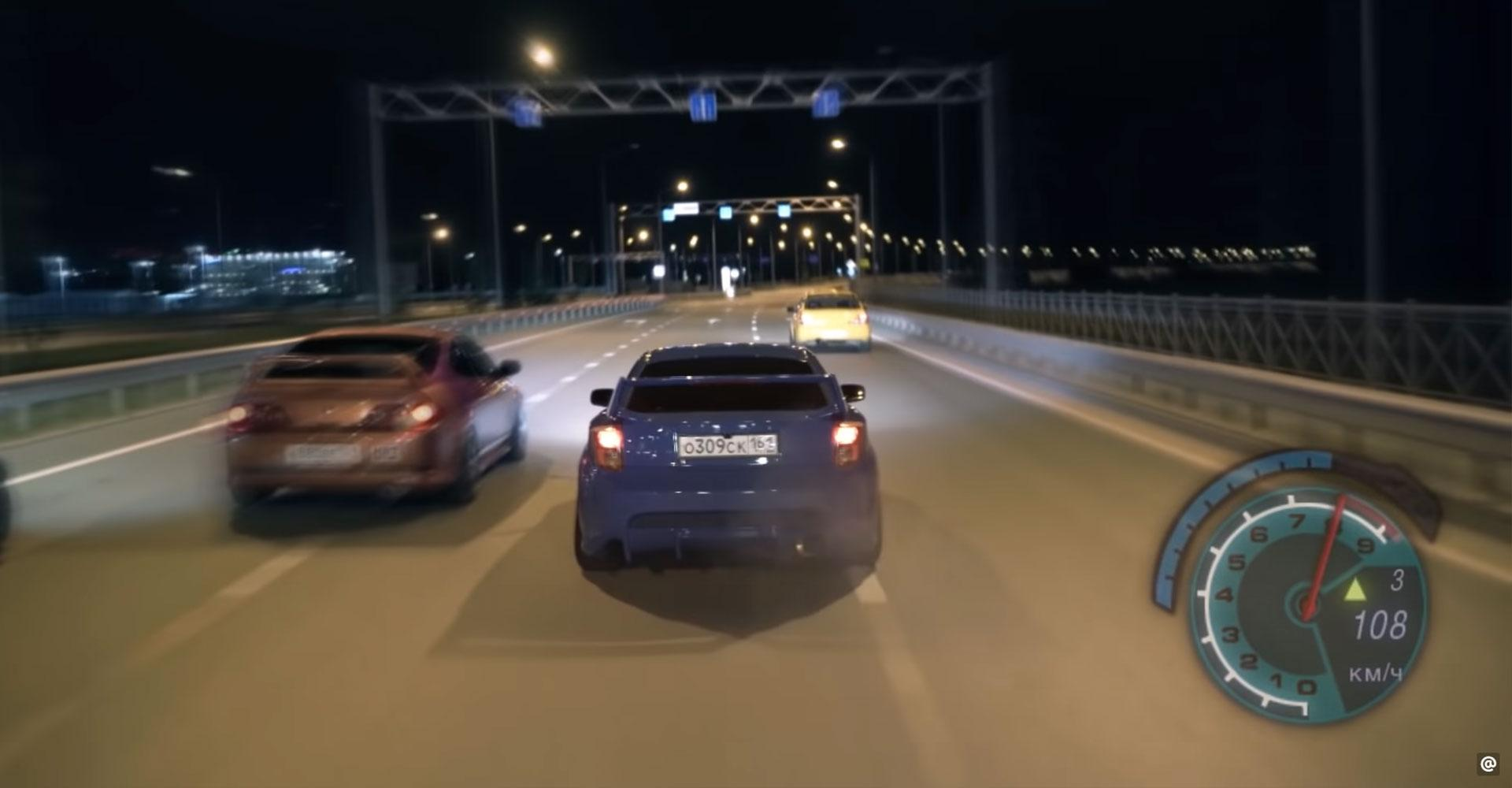Need for Speed Underground in het echt