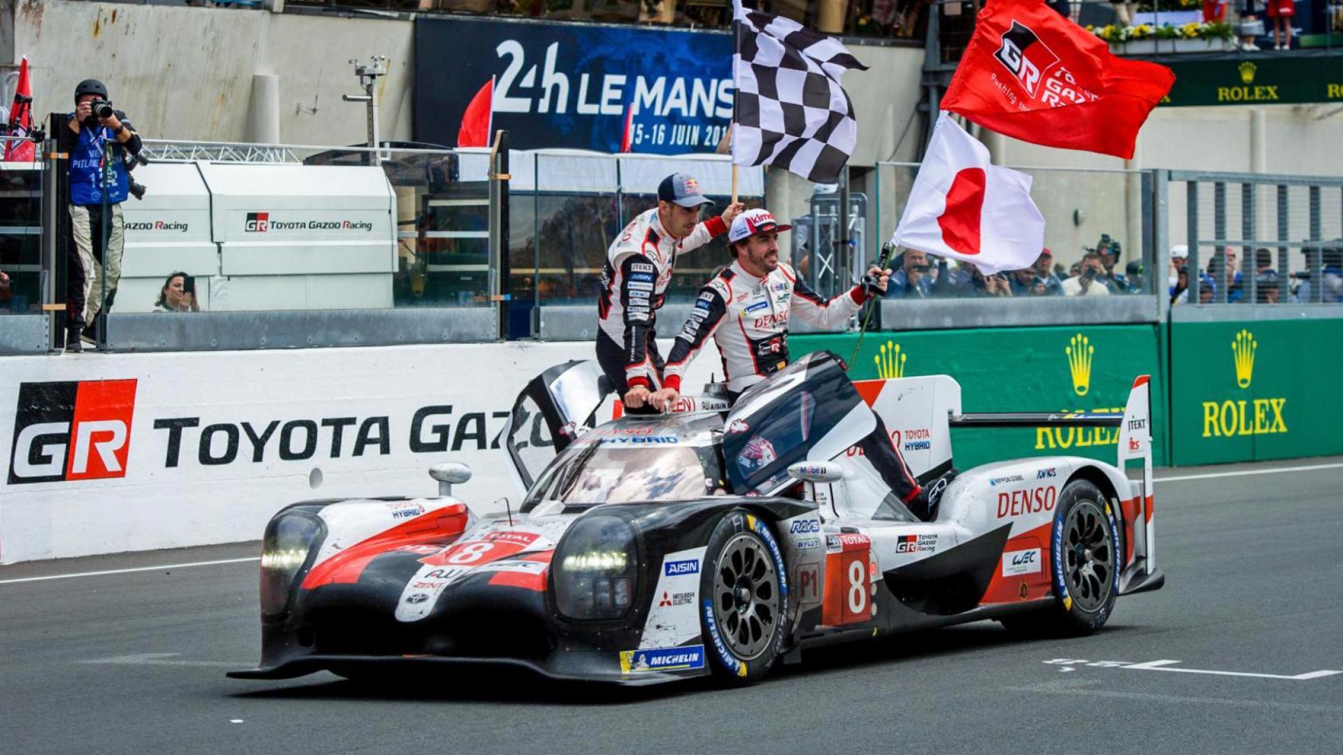 Uitslag Le Mans 2019