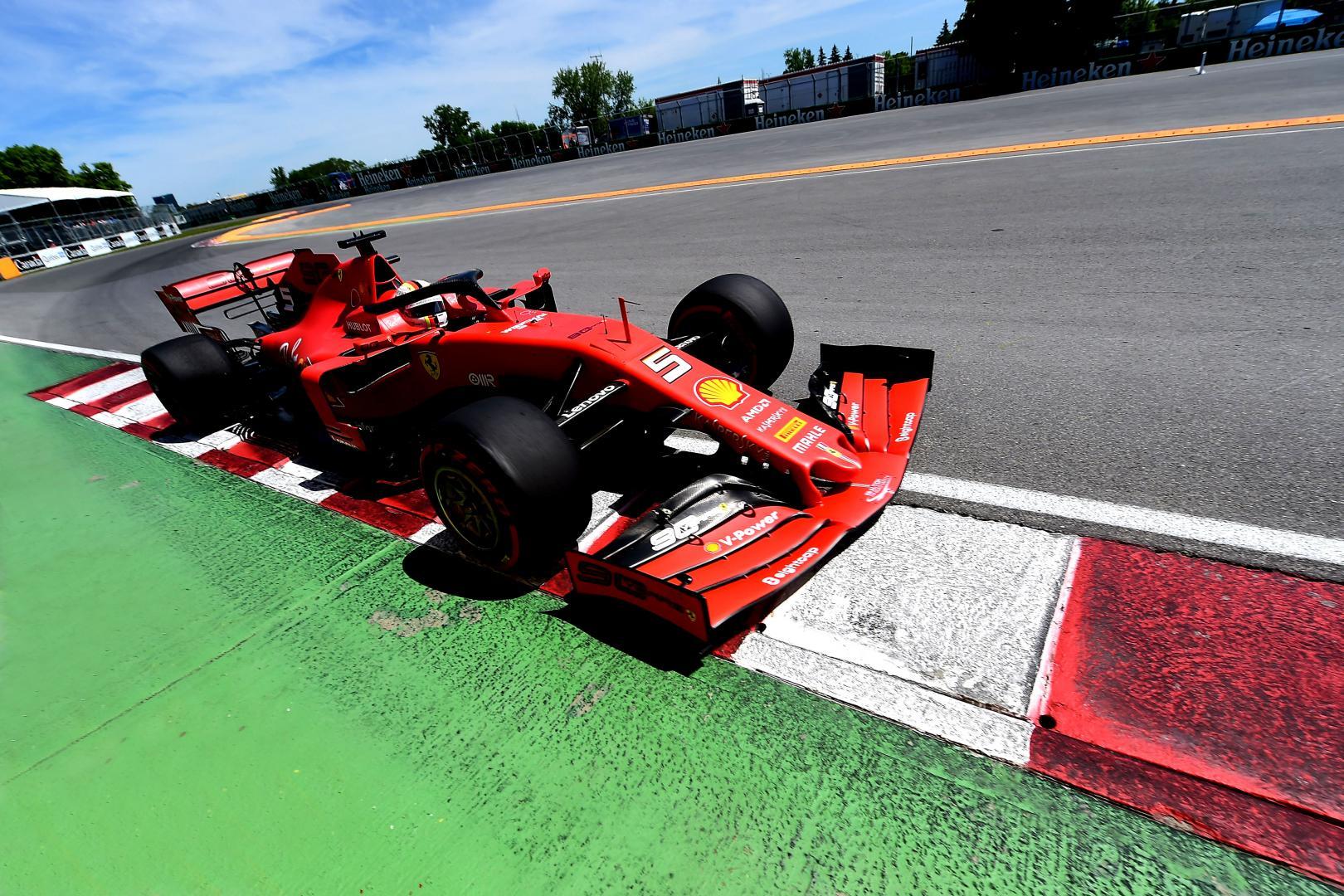Uitslag van de GP van Canada 2019